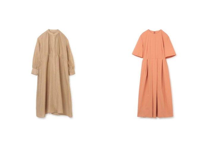 【martinique/マルティニーク】のワンピース&ワンピース 【ワンピース・ドレス】おすすめ!人気、トレンド・レディースファッションの通販 おすすめ人気トレンドファッション通販アイテム 人気、トレンドファッション・服の通販 founy(ファニー)  ファッション Fashion レディースファッション WOMEN ワンピース Dress シャツワンピース Shirt Dresses タイプライター フェミニン 洗える シャーリング リネン ロング 長袖  ID:crp329100000045563