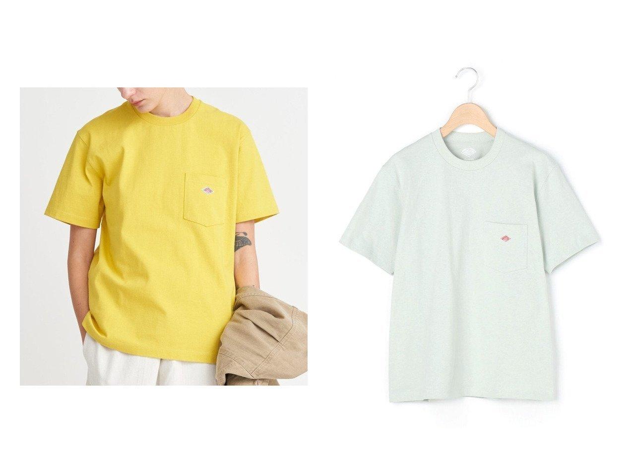 【Bshop/ビショップ】の【DANTON】ポケットTシャツ SOLID WOMEN おすすめ!人気、トレンド・レディースファッションの通販 おすすめで人気の流行・トレンド、ファッションの通販商品 インテリア・家具・メンズファッション・キッズファッション・レディースファッション・服の通販 founy(ファニー) https://founy.com/ ファッション Fashion レディースファッション WOMEN トップス・カットソー Tops/Tshirt シャツ/ブラウス Shirts/Blouses ロング / Tシャツ T-Shirts カットソー Cut and Sewn カットソー シンプル フィット ベーシック ポケット 定番 Standard |ID:crp329100000045830