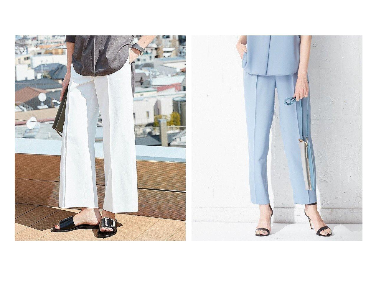 【iCB/アイシービー】の【セットアップ】Soft Back Satin パンツ&【3号~13号あり】PIN ワイドパンツ 【パンツ】おすすめ!人気、トレンド・レディースファッションの通販 おすすめで人気の流行・トレンド、ファッションの通販商品 インテリア・家具・メンズファッション・キッズファッション・レディースファッション・服の通販 founy(ファニー) https://founy.com/ ファッション Fashion レディースファッション WOMEN セットアップ Setup パンツ Pants パンツ Pants ジャケット セットアップ センター 送料無料 Free Shipping おすすめ Recommend |ID:crp329100000045927