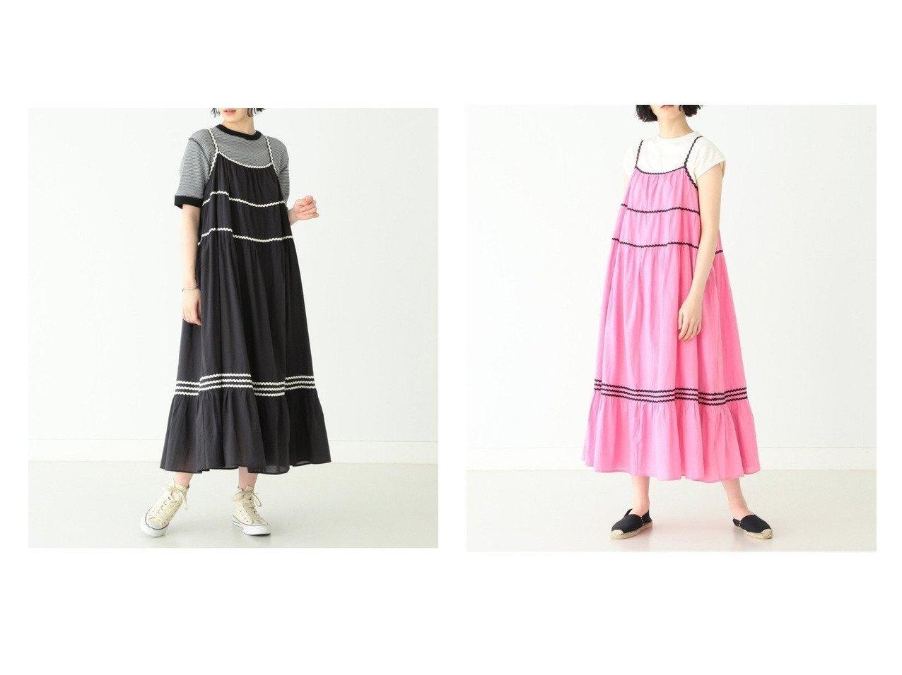 【BEAMS BOY/ビームス ボーイ】のtrepied × テープ キャミソール ドレス おすすめ!人気トレンド・レディースファッション通販 おすすめで人気の流行・トレンド、ファッションの通販商品 インテリア・家具・メンズファッション・キッズファッション・レディースファッション・服の通販 founy(ファニー) https://founy.com/ ファッション Fashion レディースファッション WOMEN ワンピース Dress ドレス Party Dresses キャミワンピース No Sleeve Dresses アクセサリー キャミソール キャミワンピース シンプル スマート ドレス ベーシック ラップ |ID:crp329100000046050
