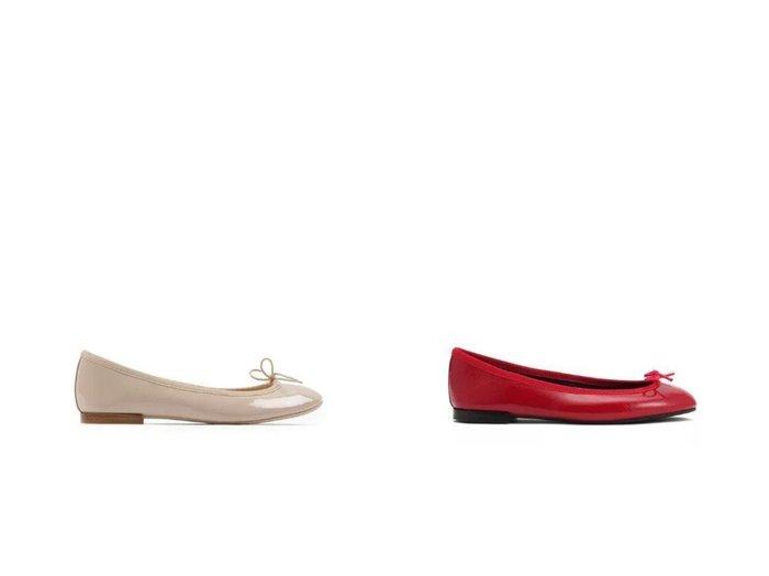 【repetto/レペット】のLili Ballerinas&Lili Ballerinas 【シューズ・靴】おすすめ!人気、トレンド・レディースファッションの通販 おすすめ人気トレンドファッション通販アイテム 人気、トレンドファッション・服の通販 founy(ファニー)  ファッション Fashion レディースファッション WOMEN シューズ シンプル バレエ フラット リボン エレガント ワンポイント |ID:crp329100000046141