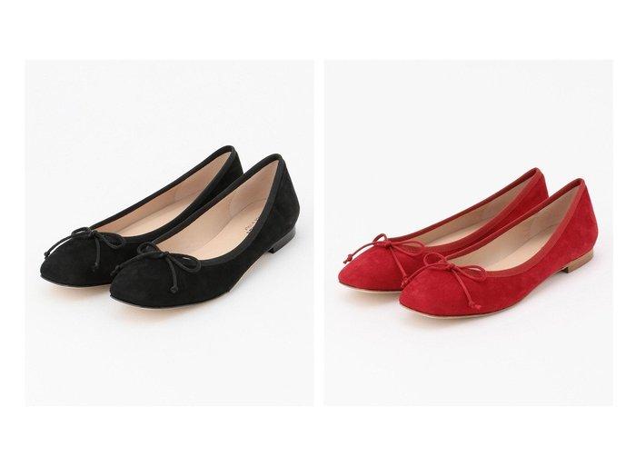 【KUMIKYOKU/組曲】のSTAUS スクエア バレエシューズ(22.5cm~24.5cm)(KF46) 【シューズ・靴】おすすめ!人気、トレンド・レディースファッションの通販 おすすめ人気トレンドファッション通販アイテム インテリア・キッズ・メンズ・レディースファッション・服の通販 founy(ファニー) https://founy.com/ ファッション Fashion レディースファッション WOMEN 送料無料 Free Shipping 2021年 2021 2021春夏・S/S SS/Spring/Summer/2021 S/S・春夏 SS・Spring/Summer イタリア シューズ スエード スクエア スタンダード バランス バレエ フラット |ID:crp329100000046156