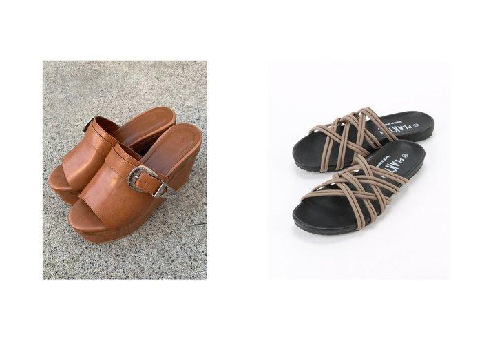 【mjuka/ミューカ】のSEM ストリングサンダル/PLAKTON&【EGOIST/エゴイスト】のベルト付ウェッジサンダル おすすめ!人気、トレンド・レディースファッションの通販 おすすめ人気トレンドファッション通販アイテム 人気、トレンドファッション・服の通販 founy(ファニー) ファッション Fashion レディースファッション WOMEN ベルト Belts 2021年 2021 2021春夏・S/S SS/Spring/Summer/2021 S/S・春夏 SS・Spring/Summer アンティーク オープントゥ フェイクスエード フェイクレザー ワンポイント 春 Spring  ID:crp329100000046185