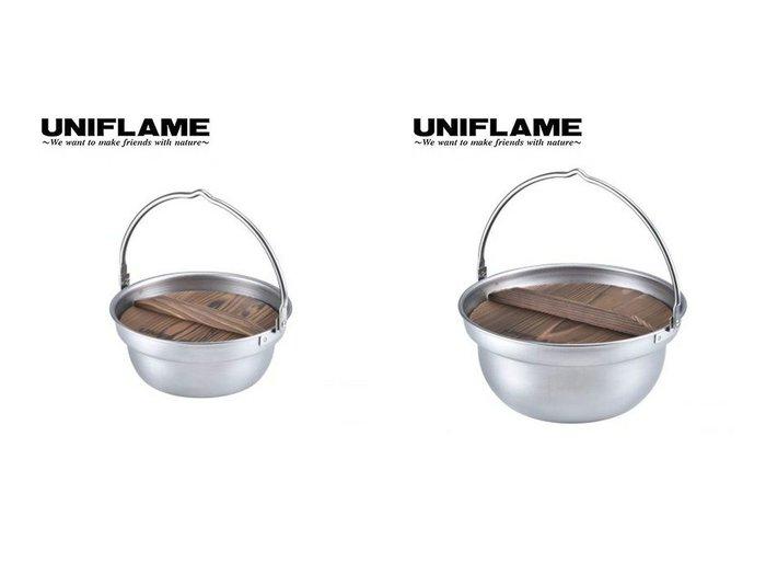 【UNIFLAME/ユニフレーム】の焚き火鍋18cm&焚き火鍋26cm おすすめ!人気キャンプ・アウトドア用品の通販 おすすめ人気トレンドファッション通販アイテム インテリア・キッズ・メンズ・レディースファッション・服の通販 founy(ファニー) https://founy.com/ ホーム・キャンプ・アウトドア Home,Garden,Outdoor,Camping Gear キャンプ用品・アウトドア  Camping Gear & Outdoor Supplies 焚火台 ヒーター Bonfire stand, heater  ID:crp329100000046236