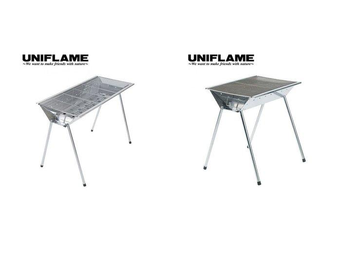 【UNIFLAME/ユニフレーム】のUFタフグリル SUS-900&UFタフグリル SUS-600 おすすめ!人気キャンプ・アウトドア用品の通販 おすすめ人気トレンドファッション通販アイテム インテリア・キッズ・メンズ・レディースファッション・服の通販 founy(ファニー) https://founy.com/ ホーム・キャンプ・アウトドア Home,Garden,Outdoor,Camping Gear キャンプ用品・アウトドア  Camping Gear & Outdoor Supplies バーナー グリル Burner, Grill  ID:crp329100000046241