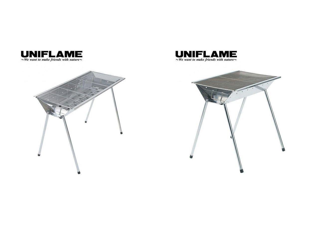 【UNIFLAME/ユニフレーム】のUFタフグリル SUS-900&UFタフグリル SUS-600 おすすめ!人気キャンプ・アウトドア用品の通販 おすすめで人気の流行・トレンド、ファッションの通販商品 インテリア・家具・メンズファッション・キッズファッション・レディースファッション・服の通販 founy(ファニー) https://founy.com/ ホーム・キャンプ・アウトドア Home,Garden,Outdoor,Camping Gear キャンプ用品・アウトドア  Camping Gear & Outdoor Supplies バーナー グリル Burner, Grill  ID:crp329100000046241