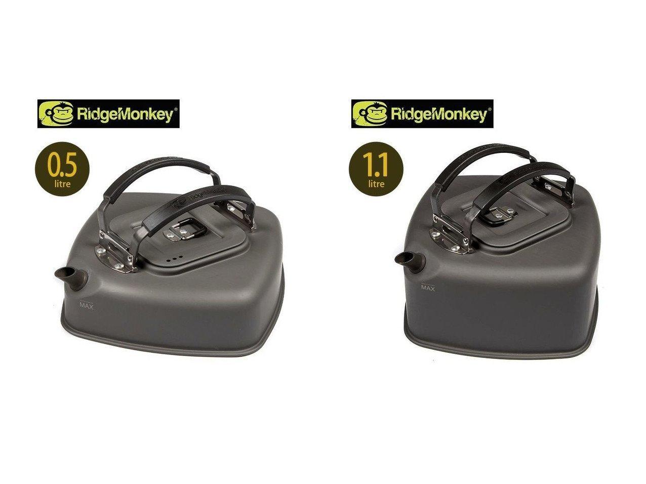 【RidgeMonkey/リッジモンキー】のスクエアケトルスモール0.5L&スクエアケトルラージ1.1L おすすめ!人気キャンプ・アウトドア用品の通販 おすすめで人気の流行・トレンド、ファッションの通販商品 インテリア・家具・メンズファッション・キッズファッション・レディースファッション・服の通販 founy(ファニー) https://founy.com/ おすすめ Recommend タンク 軽量 ホーム・キャンプ・アウトドア Home,Garden,Outdoor,Camping Gear キャンプ用品・アウトドア  Camping Gear & Outdoor Supplies その他 雑貨 小物 Camping Tools |ID:crp329100000046248