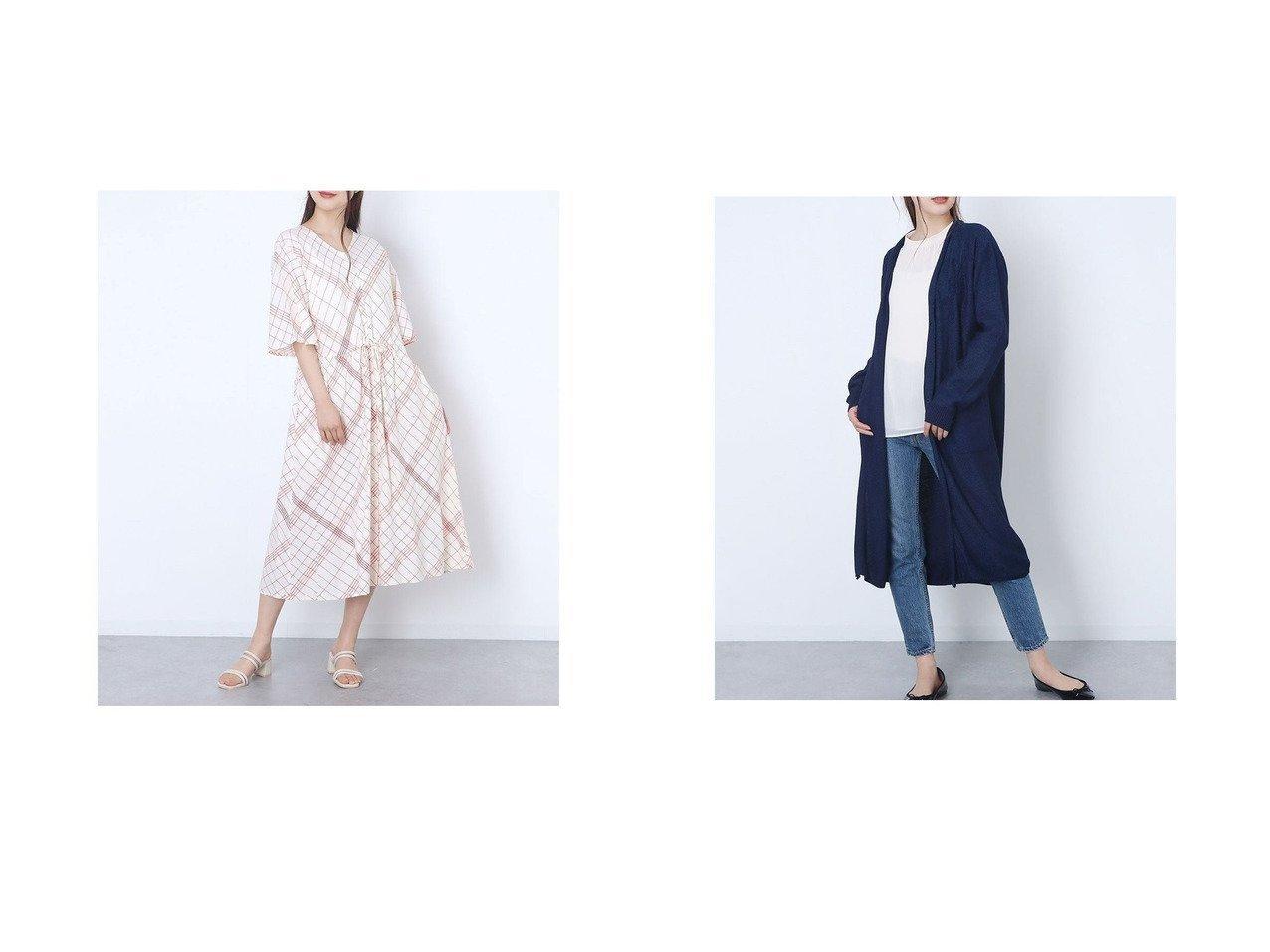 【Rename/リネーム】のタッタソールチェックワンピース&インディゴコットンニットロングカーディガン おすすめ!人気トレンド・レディースファッション通販 おすすめで人気の流行・トレンド、ファッションの通販商品 インテリア・家具・メンズファッション・キッズファッション・レディースファッション・服の通販 founy(ファニー) https://founy.com/ ファッション Fashion レディースファッション WOMEN ワンピース Dress トップス・カットソー Tops/Tshirt ニット Knit Tops カーディガン Cardigans 2020年 2020 2020春夏・S/S SS・Spring/Summer/2020 S/S・春夏 SS・Spring/Summer チェック 春 Spring |ID:crp329100000046280