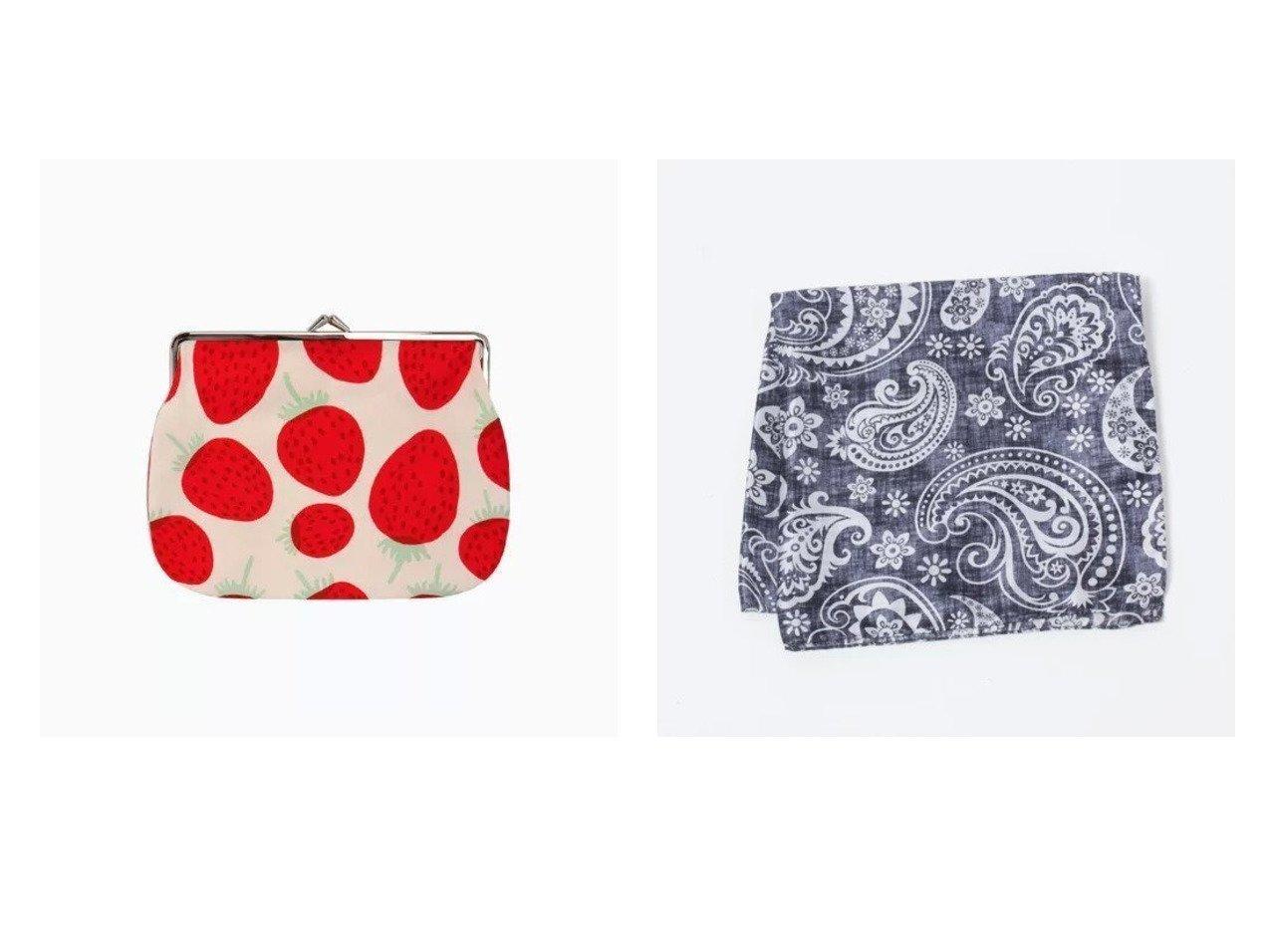 【marimekko/マリメッコ】の【日本限定】Puolikas Kukkaro Mansikka がま口ポーチ&【LELLE/レルエ】のペーズリーシルクスカーフ おすすめ!人気トレンド・レディースファッション通販 おすすめで人気の流行・トレンド、ファッションの通販商品 インテリア・家具・メンズファッション・キッズファッション・レディースファッション・服の通販 founy(ファニー) https://founy.com/ 雑誌掲載アイテム Magazine Items ファッション雑誌 Fashion Magazines リー LEE ファッション Fashion レディースファッション WOMEN ポーチ Pouches ストール Scarves マフラー Mufflers アクセサリー ステーショナリー スマート ファブリック ポーチ 6月号 イタリア シルク スカーフ ストール バンダナ フォルム マフラー 雑誌 |ID:crp329100000046293