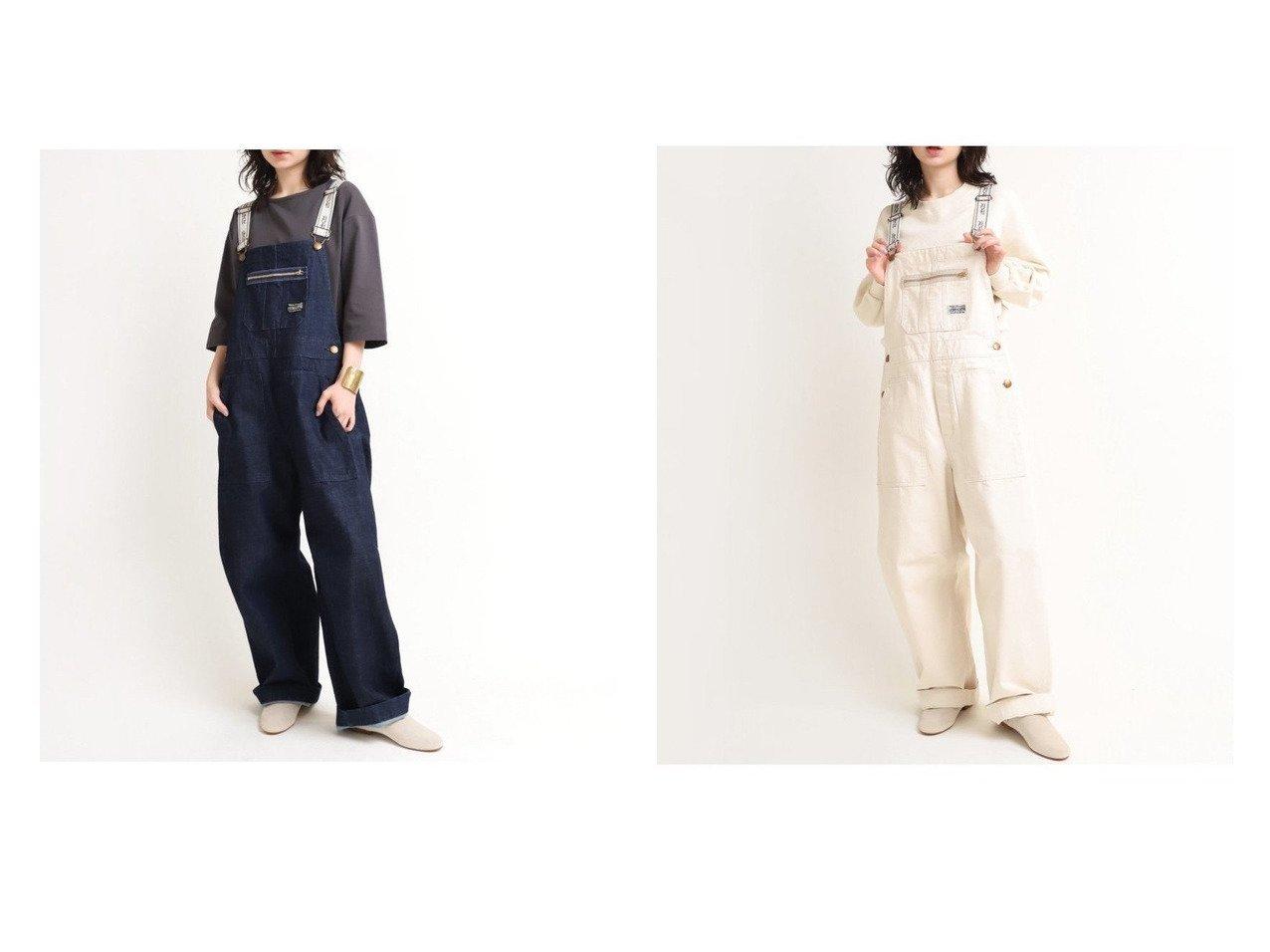 【RNA-N/アールエヌエーエヌ】のO0630 アメリカンワークオーバーオール おすすめ!人気トレンド・レディースファッション通販 おすすめで人気の流行・トレンド、ファッションの通販商品 インテリア・家具・メンズファッション・キッズファッション・レディースファッション・服の通販 founy(ファニー) https://founy.com/ ファッション Fashion レディースファッション WOMEN おすすめ Recommend アメリカン サロペット ジーンズ デニム ベーシック ワイド ワーク |ID:crp329100000046301