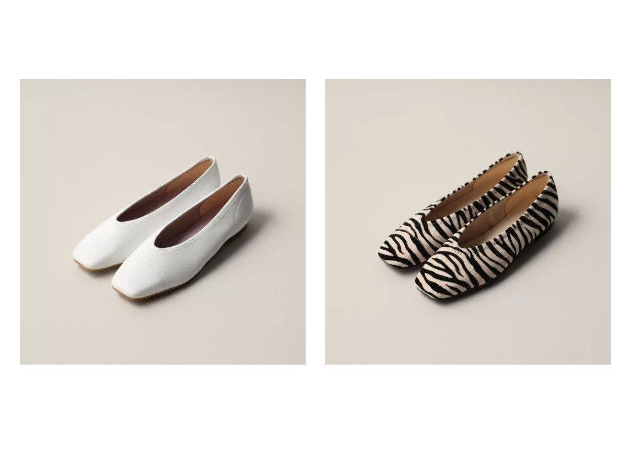 【Odette e Odile/オデット エ オディール】のOFC スクエアストレッチ FLT10↓↑ 【シューズ・靴】おすすめ!人気トレンド・レディースファッション通販 おすすめで人気の流行・トレンド、ファッションの通販商品 インテリア・家具・メンズファッション・キッズファッション・レディースファッション・服の通販 founy(ファニー) https://founy.com/ ファッション Fashion レディースファッション WOMEN シューズ スクエア ストレッチ フラット リラックス |ID:crp329100000046503