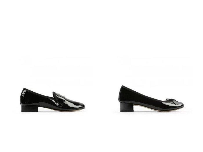 【repetto/レペット】のMichael Loafers&Camille Ballerinas 【シューズ・靴】おすすめ!人気トレンド・レディースファッション通販 おすすめ人気トレンドファッション通販アイテム 人気、トレンドファッション・服の通販 founy(ファニー)  ファッション Fashion レディースファッション WOMEN インソール キャンバス シューズ フラット バレエ ミドル |ID:crp329100000046507