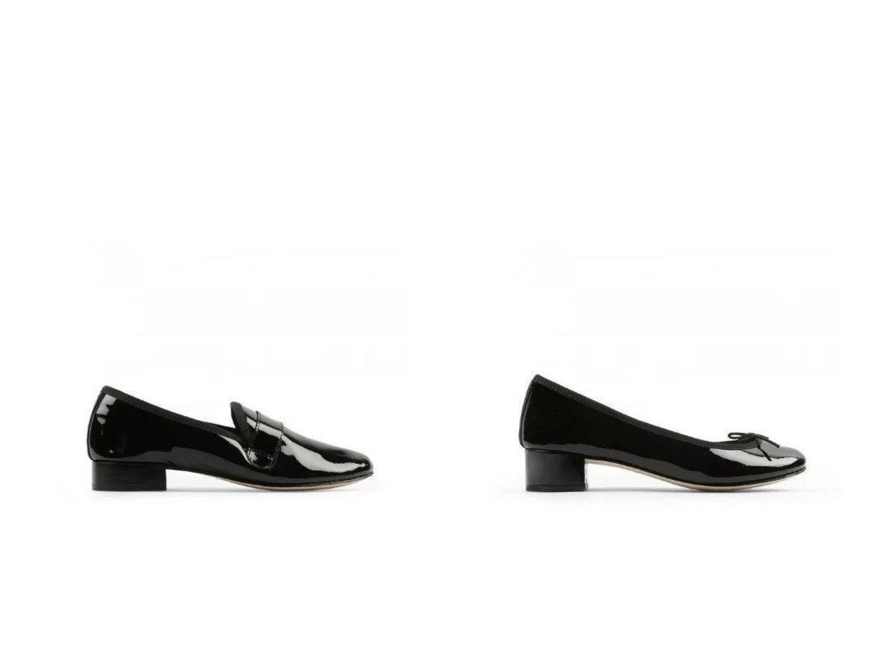 【repetto/レペット】のMichael Loafers&Camille Ballerinas 【シューズ・靴】おすすめ!人気トレンド・レディースファッション通販 おすすめで人気の流行・トレンド、ファッションの通販商品 インテリア・家具・メンズファッション・キッズファッション・レディースファッション・服の通販 founy(ファニー) https://founy.com/ ファッション Fashion レディースファッション WOMEN インソール キャンバス シューズ フラット バレエ ミドル |ID:crp329100000046507