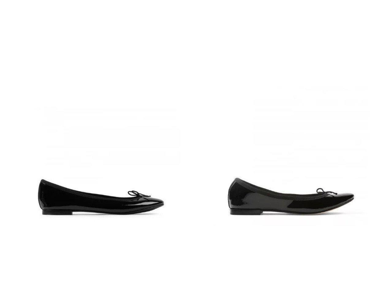 【repetto/レペット】のLili Ballerinas&Cendrillon Ballerinas 【シューズ・靴】おすすめ!人気トレンド・レディースファッション通販 おすすめで人気の流行・トレンド、ファッションの通販商品 インテリア・家具・メンズファッション・キッズファッション・レディースファッション・服の通販 founy(ファニー) https://founy.com/ ファッション Fashion レディースファッション WOMEN シューズ シンプル バレエ フラット リボン インソール エナメル キャンバス グログラン コレクション レース |ID:crp329100000046508