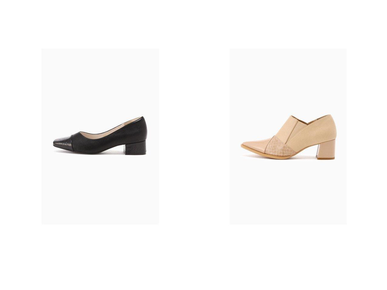 【ROSE BUD/ローズバッド】のバイカラーフラットシューズ&異素材切り替えアンクルブーツ 【シューズ・靴】おすすめ!人気トレンド・レディースファッション通販 おすすめで人気の流行・トレンド、ファッションの通販商品 インテリア・家具・メンズファッション・キッズファッション・レディースファッション・服の通販 founy(ファニー) https://founy.com/ ファッション Fashion レディースファッション WOMEN 2021年 2021 2021春夏・S/S SS/Spring/Summer/2021 S/S・春夏 SS・Spring/Summer クロコ シューズ フラット ワンポイント 春 Spring |ID:crp329100000046510