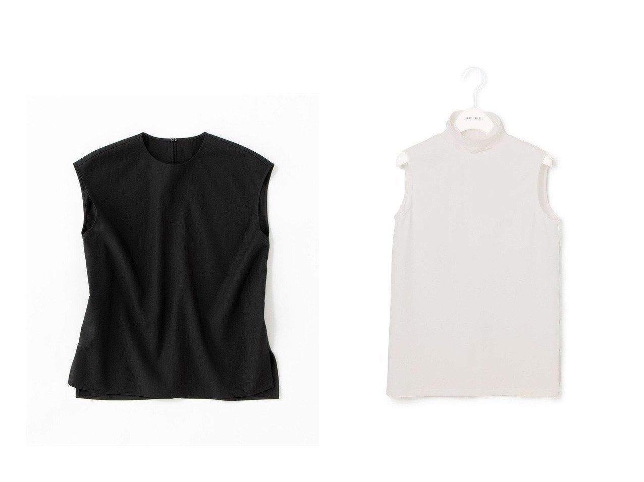 【BEIGE,/ベイジ,】のカットソー&【uncrave/アンクレイヴ】のリネンコットンツイル シャツ 【トップス・カットソー】おすすめ!人気トレンド・レディースファッション通販 おすすめで人気の流行・トレンド、ファッションの通販商品 インテリア・家具・メンズファッション・キッズファッション・レディースファッション・服の通販 founy(ファニー) https://founy.com/ ファッション Fashion レディースファッション WOMEN トップス・カットソー Tops/Tshirt シャツ/ブラウス Shirts/Blouses ロング / Tシャツ T-Shirts カットソー Cut and Sewn カットソー シンプル スタイリッシュ ストレッチ スリーブ セットアップ 雑誌 フェミニン フレンチ ボトム 送料無料 Free Shipping インナー コンパクト 今季 ジャケット 定番 Standard ノースリーブ 2021年 2021 S/S・春夏 SS・Spring/Summer 2021春夏・S/S SS/Spring/Summer/2021 夏 Summer |ID:crp329100000046652