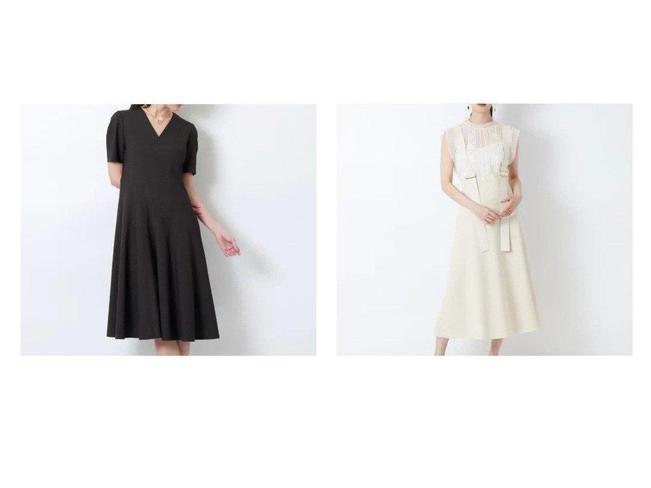 【EPOCA/エポカ】のオックスストレッチ ドレス&ルシエ ジャンパースカート おすすめ!人気トレンド・レディースファッション通販 おすすめで人気の流行・トレンド、ファッションの通販商品 インテリア・家具・メンズファッション・キッズファッション・レディースファッション・服の通販 founy(ファニー) https://founy.com/ ファッション Fashion レディースファッション WOMEN スカート Skirt ワンピース Dress ドレス Party Dresses ドレス パターン フォーマル ミラノリブ おすすめ Recommend ウォッシャブル ジャケット フレア 吸水 |ID:crp329100000046816