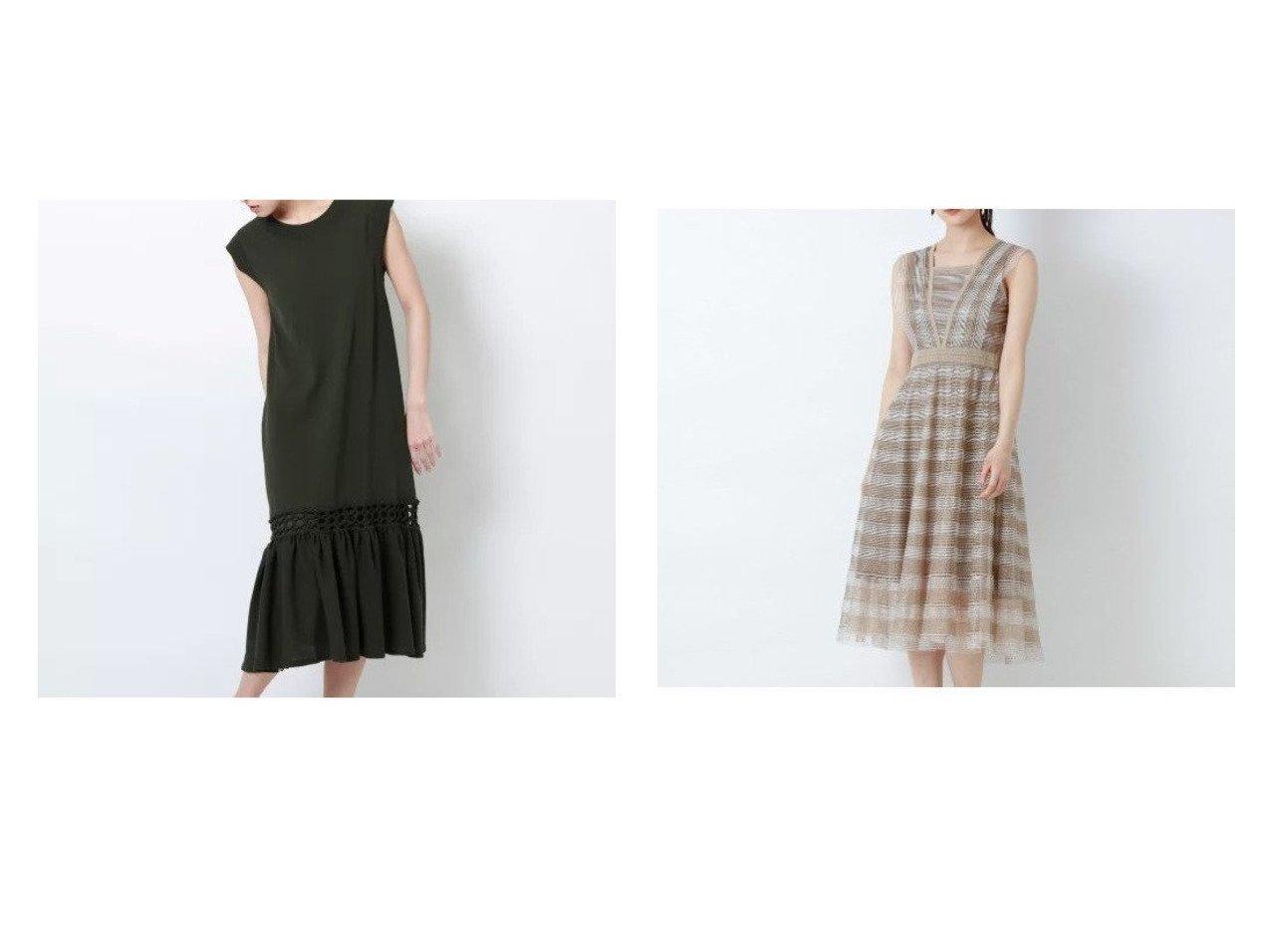 【EPOCA/エポカ】のトーションレース ドレス&コットンリネンフレアドレス おすすめ!人気トレンド・レディースファッション通販 おすすめで人気の流行・トレンド、ファッションの通販商品 インテリア・家具・メンズファッション・キッズファッション・レディースファッション・服の通販 founy(ファニー) https://founy.com/ ファッション Fashion レディースファッション WOMEN ワンピース Dress ドレス Party Dresses 春 Spring ドレス フォーマル レース おすすめ Recommend 夏 Summer ストレッチ フレア ロング 定番 Standard |ID:crp329100000046817