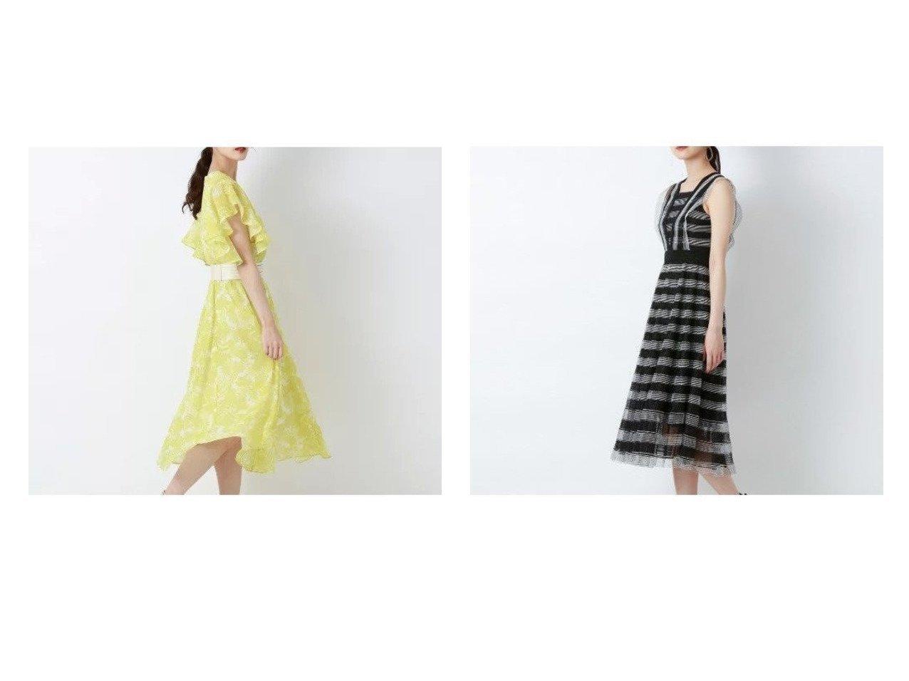 【EPOCA/エポカ】のトーションレース ドレス&シトラスプリント ドレス おすすめ!人気トレンド・レディースファッション通販 おすすめで人気の流行・トレンド、ファッションの通販商品 インテリア・家具・メンズファッション・キッズファッション・レディースファッション・服の通販 founy(ファニー) https://founy.com/ ファッション Fashion レディースファッション WOMEN ワンピース Dress ドレス Party Dresses 春 Spring ドレス フォーマル レース おすすめ Recommend 夏 Summer |ID:crp329100000046819