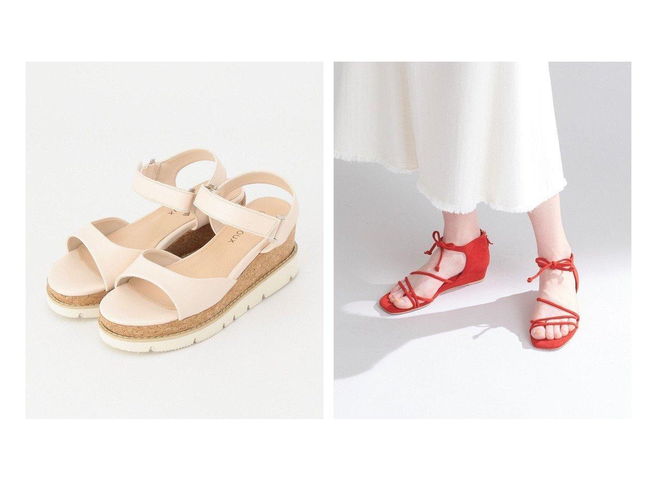 【Feroux/フェルゥ】のプラットフォームスポーツ サンダル&【TOCCA/トッカ】のGRADIATOR SANDALS サンダル 【シューズ・靴】おすすめ!人気トレンド・レディースファッション通販 おすすめで人気の流行・トレンド、ファッションの通販商品 インテリア・家具・メンズファッション・キッズファッション・レディースファッション・服の通販 founy(ファニー) https://founy.com/ ファッション Fashion レディースファッション WOMEN スポーツウェア Sportswear サンダル / ミュール Sandals スポーツ シューズ Shoes イタリア サマー サンダル シューズ ジップアップ 雑誌 トレンド フェミニン フラット ラップ リボン 2021年 2021 再入荷 Restock/Back in Stock/Re Arrival S/S・春夏 SS・Spring/Summer 2021春夏・S/S SS/Spring/Summer/2021 送料無料 Free Shipping 夏 Summer スポーツ ベーシック |ID:crp329100000046887