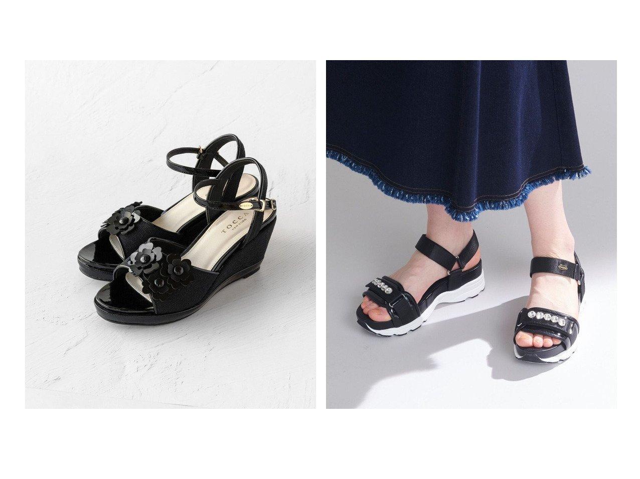 【TOCCA/トッカ】のPRIMULA SANDALS サンダル&BIJOUX SPORTS SANDALS サンダル 【シューズ・靴】おすすめ!人気トレンド・レディースファッション通販 おすすめで人気の流行・トレンド、ファッションの通販商品 インテリア・家具・メンズファッション・キッズファッション・レディースファッション・服の通販 founy(ファニー) https://founy.com/ ファッション Fashion レディースファッション WOMEN スポーツウェア Sportswear サンダル / ミュール Sandals スポーツ シューズ Shoes 送料無料 Free Shipping 2021年 2021 2021春夏・S/S SS/Spring/Summer/2021 S/S・春夏 SS・Spring/Summer エナメル サンダル シューズ ストーン スポーツ ビジュー リュクス 再入荷 Restock/Back in Stock/Re Arrival 厚底 夏 Summer 雑誌 エレガント サマー フェミニン フラワー 定番 Standard  ID:crp329100000046891