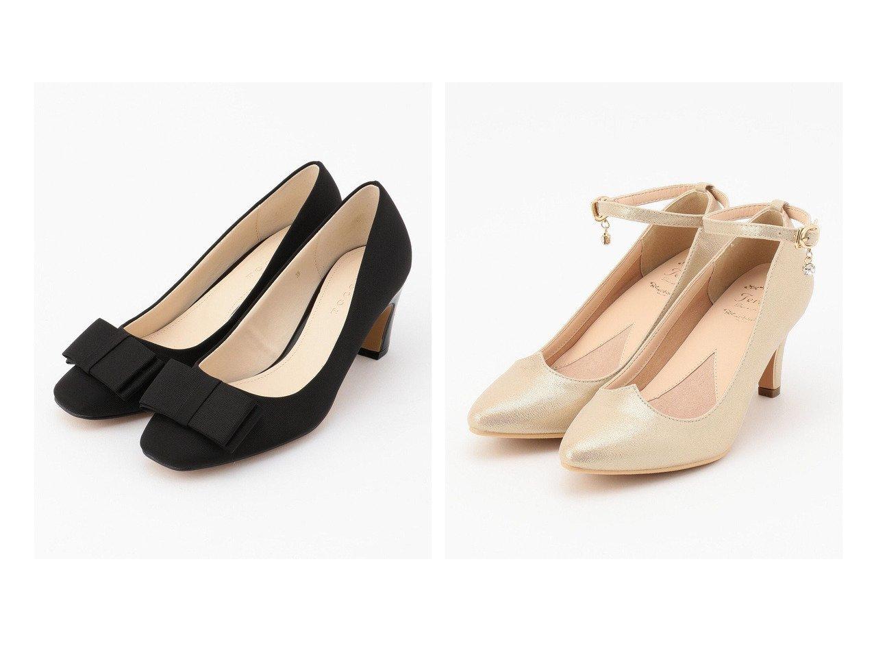 【TOCCA/トッカ】のRIBBON PUMPS パンプス&【Feroux/フェルゥ】の【歩きやすい】ハートカッティング パンプス 【シューズ・靴】おすすめ!人気トレンド・レディースファッション通販 おすすめで人気の流行・トレンド、ファッションの通販商品 インテリア・家具・メンズファッション・キッズファッション・レディースファッション・服の通販 founy(ファニー) https://founy.com/ ファッション Fashion レディースファッション WOMEN 送料無料 Free Shipping 2020年 2020 2020春夏・S/S SS・Spring/Summer/2020 S/S・春夏 SS・Spring/Summer カッティング グログラン シューズ シンプル トレンド フォルム リボン 夏 Summer クッション チャーム ラップ 再入荷 Restock/Back in Stock/Re Arrival  ID:crp329100000046892