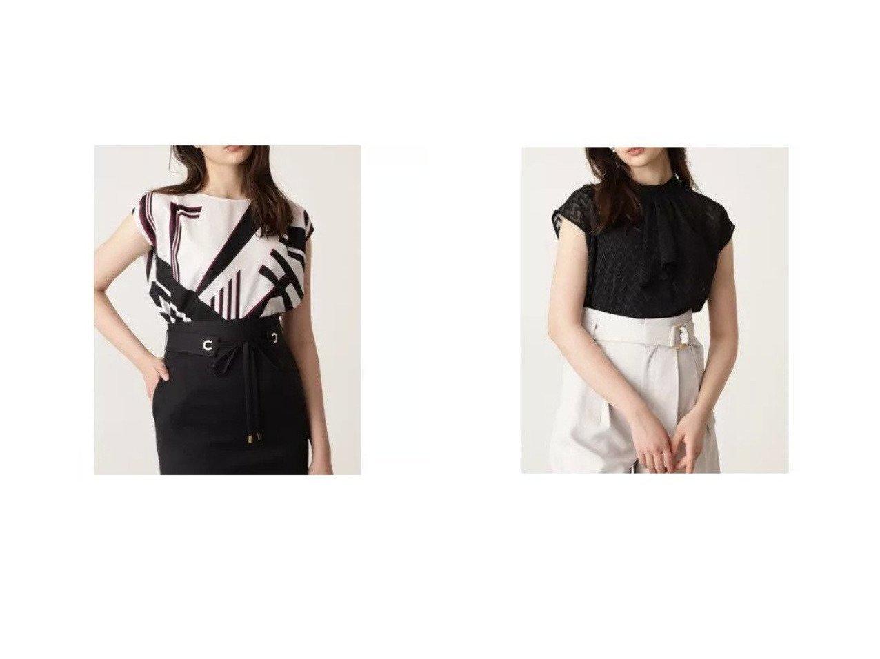 【Pinky&Dianne/ピンキーアンドダイアン】のカットジャガードシアーブラウス&ボールドジオメトリックプリントブラウス 【トップス・カットソー】おすすめ!人気、トレンド・レディースファッションの通販 おすすめで人気の流行・トレンド、ファッションの通販商品 インテリア・家具・メンズファッション・キッズファッション・レディースファッション・服の通販 founy(ファニー) https://founy.com/ ファッション Fashion レディースファッション WOMEN トップス・カットソー Tops/Tshirt シャツ/ブラウス Shirts/Blouses ギャザー クール シンプル スタンダード スリット フロント プリント ボトム シャイニー ジャカード デニム ドット ヘリンボーン  ID:crp329100000047031