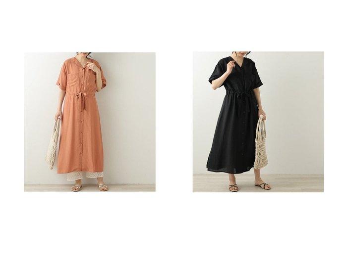 【frames RAY CASSIN/フレームスレイカズン】のPS サファリワンピース 【プチプライス・低価格】おすすめ!人気トレンド・レディースファッション通販 おすすめ人気トレンドファッション通販アイテム 人気、トレンドファッション・服の通販 founy(ファニー)  ファッション Fashion レディースファッション WOMEN ワンピース Dress 2021年 2021 2021春夏・S/S SS/Spring/Summer/2021 S/S・春夏 SS・Spring/Summer 夏 Summer 春 Spring |ID:crp329100000047359