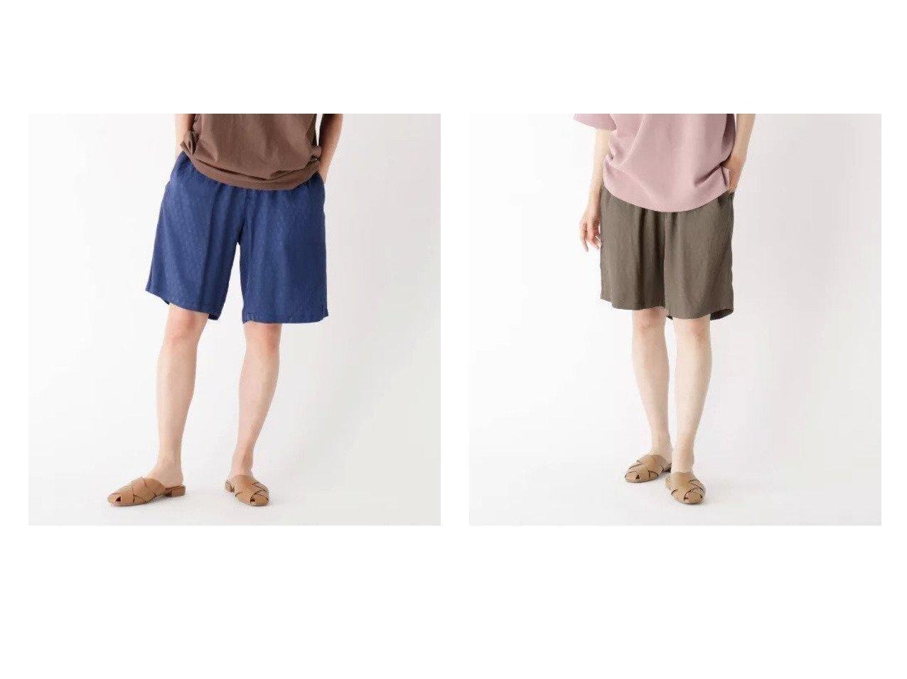 【OPAQUE.CLIP/オペークドットクリップ】のペイズリージャガードサテン イージーショートパンツ【UNISEX】 【プチプライス・低価格】おすすめ!人気トレンド・レディースファッション通販 おすすめで人気の流行・トレンド、ファッションの通販商品 インテリア・家具・メンズファッション・キッズファッション・レディースファッション・服の通販 founy(ファニー) https://founy.com/ ファッション Fashion レディースファッション WOMEN パンツ Pants ハーフ / ショートパンツ Short Pants ショート スタンダード セットアップ ドット ハーフ ペイズリー ポケット UNISEX リラックス |ID:crp329100000047361