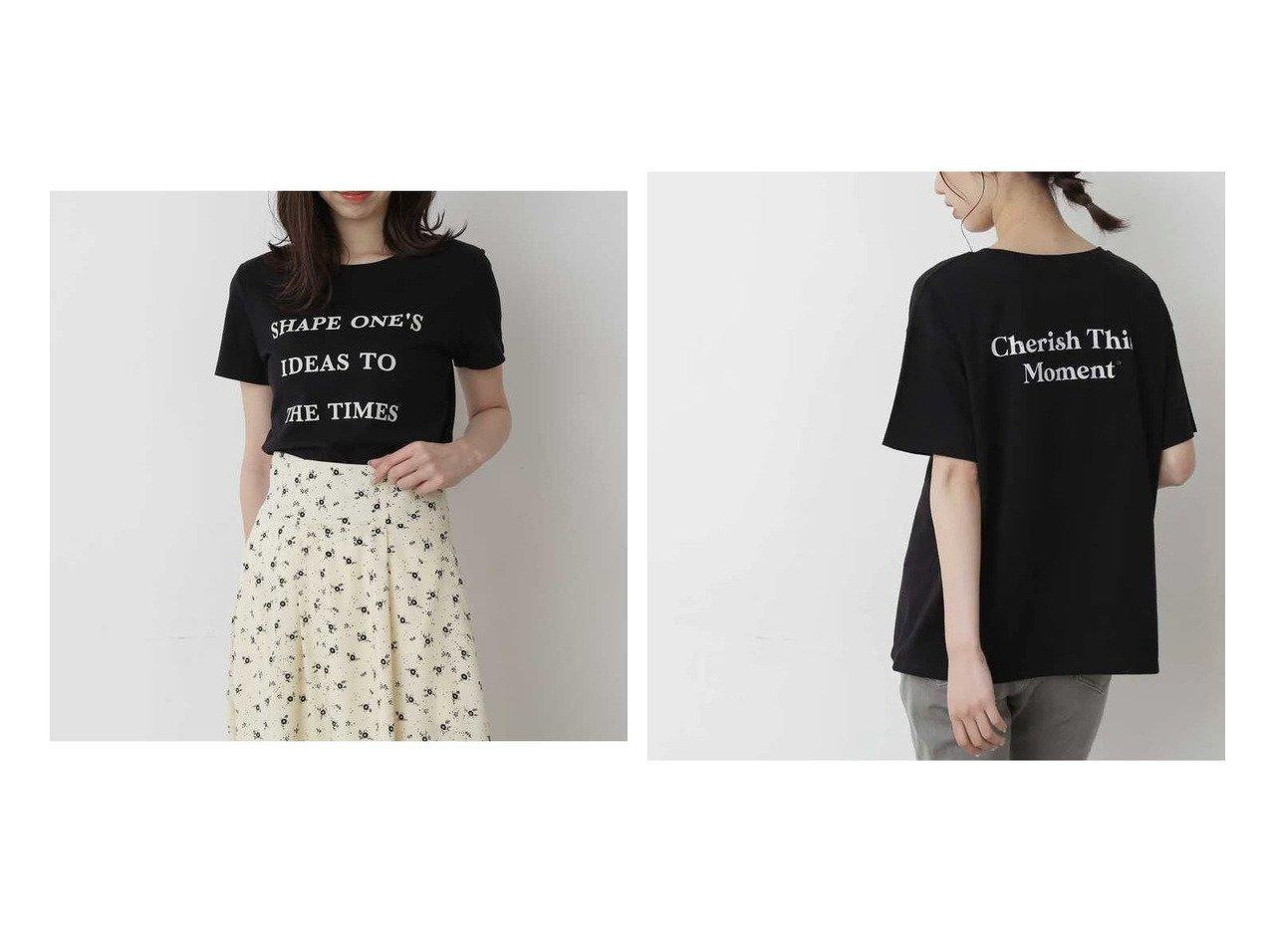 【FREE'S MART/フリーズマート】のフロッキーロゴチビTシャツ&レトロロゴビッグTシャツ 【プチプライス・低価格】おすすめ!人気トレンド・レディースファッション通販  おすすめで人気の流行・トレンド、ファッションの通販商品 インテリア・家具・メンズファッション・キッズファッション・レディースファッション・服の通販 founy(ファニー) https://founy.com/ ファッション Fashion レディースファッション WOMEN トップス・カットソー Tops/Tshirt シャツ/ブラウス Shirts/Blouses ロング / Tシャツ T-Shirts コンパクト フィット イエロー フロント プリント ベーシック リラックス  ID:crp329100000047403