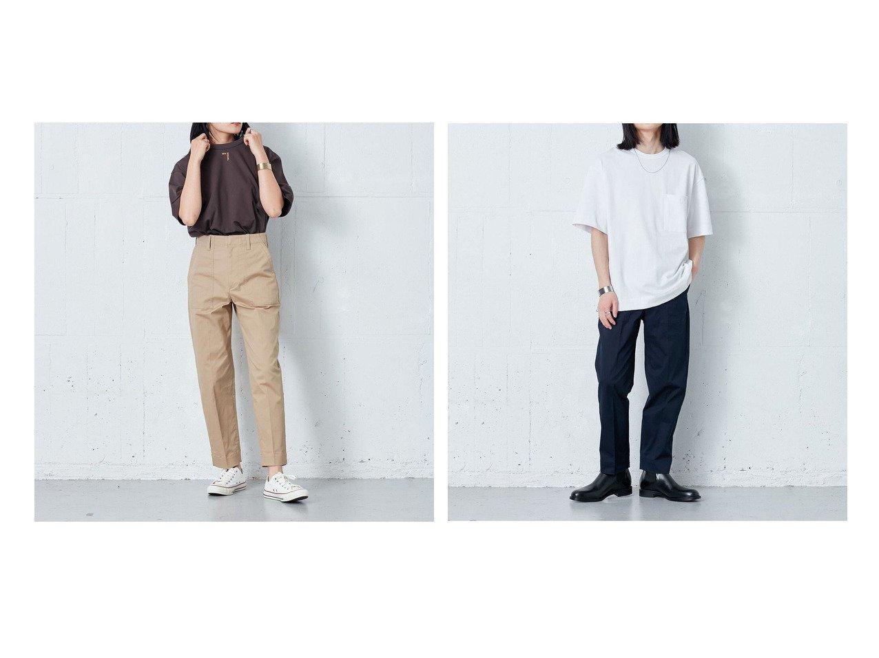 【ONWARD Design Diversity/オンワード デザイン ダイバーシティ】の【IIQUAL】ベイカーパンツ 【パンツ】おすすめ!人気、トレンド・レディースファッションの通販 おすすめで人気の流行・トレンド、ファッションの通販商品 インテリア・家具・メンズファッション・キッズファッション・レディースファッション・服の通販 founy(ファニー) https://founy.com/ ファッション Fashion レディースファッション WOMEN パンツ Pants シンプル ストレッチ 定番 Standard フロント ポケット 再入荷 Restock/Back in Stock/Re Arrival 送料無料 Free Shipping おすすめ Recommend  ID:crp329100000047487