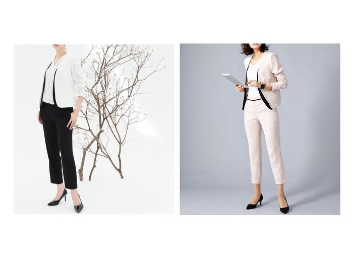 【BEIGE,/ベイジ,】のパンツ&TAPERED PANTS CINDY パンツ 【パンツ】おすすめ!人気、トレンド・レディースファッションの通販 おすすめ人気トレンドファッション通販アイテム 人気、トレンドファッション・服の通販 founy(ファニー) ファッション Fashion レディースファッション WOMEN パンツ Pants サテン シンプル セットアップ タオル タンブラー トリミング 定番 Standard 送料無料 Free Shipping おすすめ Recommend |ID:crp329100000047508