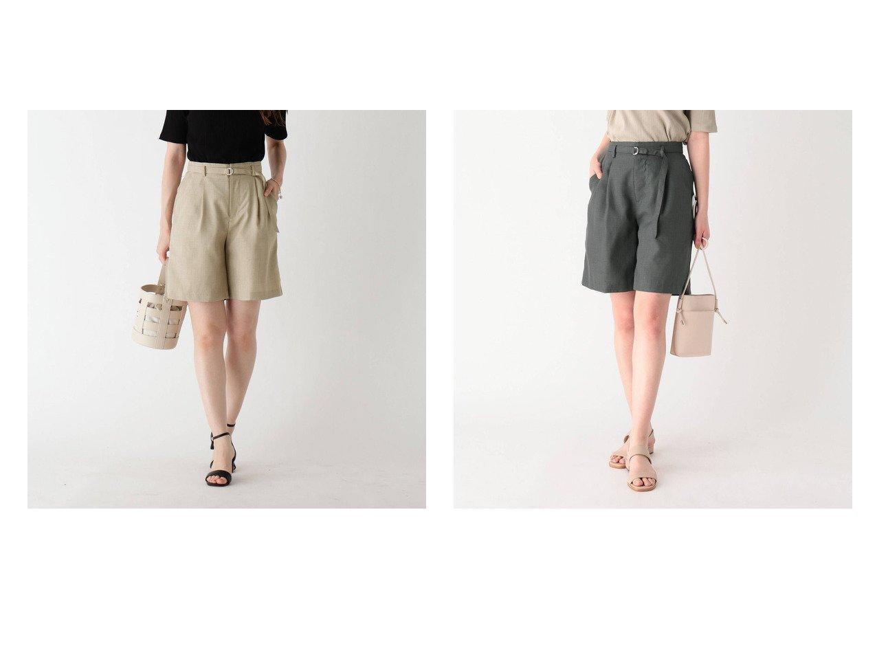 【INDEX/インデックス】のMIXブッチャータックルーズキュロット【WEB限定サイズ】 【スカート】おすすめ!人気、トレンド・レディースファッションの通販 おすすめで人気の流行・トレンド、ファッションの通販商品 インテリア・家具・メンズファッション・キッズファッション・レディースファッション・服の通販 founy(ファニー) https://founy.com/ ファッション Fashion レディースファッション WOMEN スカート Skirt 2021年 2021 2021春夏・S/S SS/Spring/Summer/2021 S/S・春夏 SS・Spring/Summer セットアップ ポケット 夏 Summer 春 Spring 楽ちん |ID:crp329100000047534
