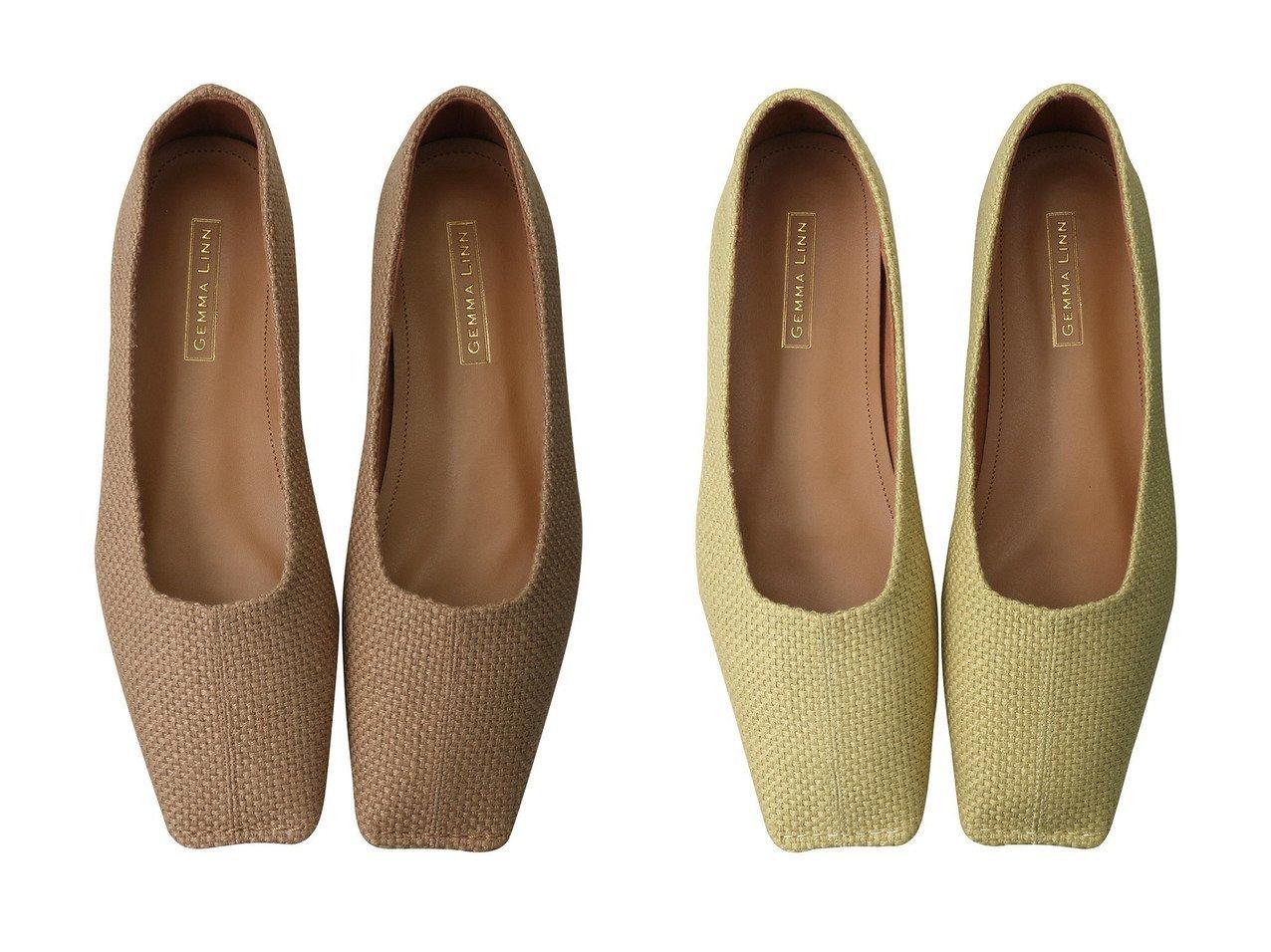 【Daniella & GEMMA/ダニエラ アンド ジェマ】のトゥステッチスクエアカットフラットシューズ 【シューズ・靴】おすすめ!人気、トレンド・レディースファッションの通販 おすすめで人気の流行・トレンド、ファッションの通販商品 インテリア・家具・メンズファッション・キッズファッション・レディースファッション・服の通販 founy(ファニー) https://founy.com/ ファッション Fashion レディースファッション WOMEN シューズ シンプル フラット |ID:crp329100000047552