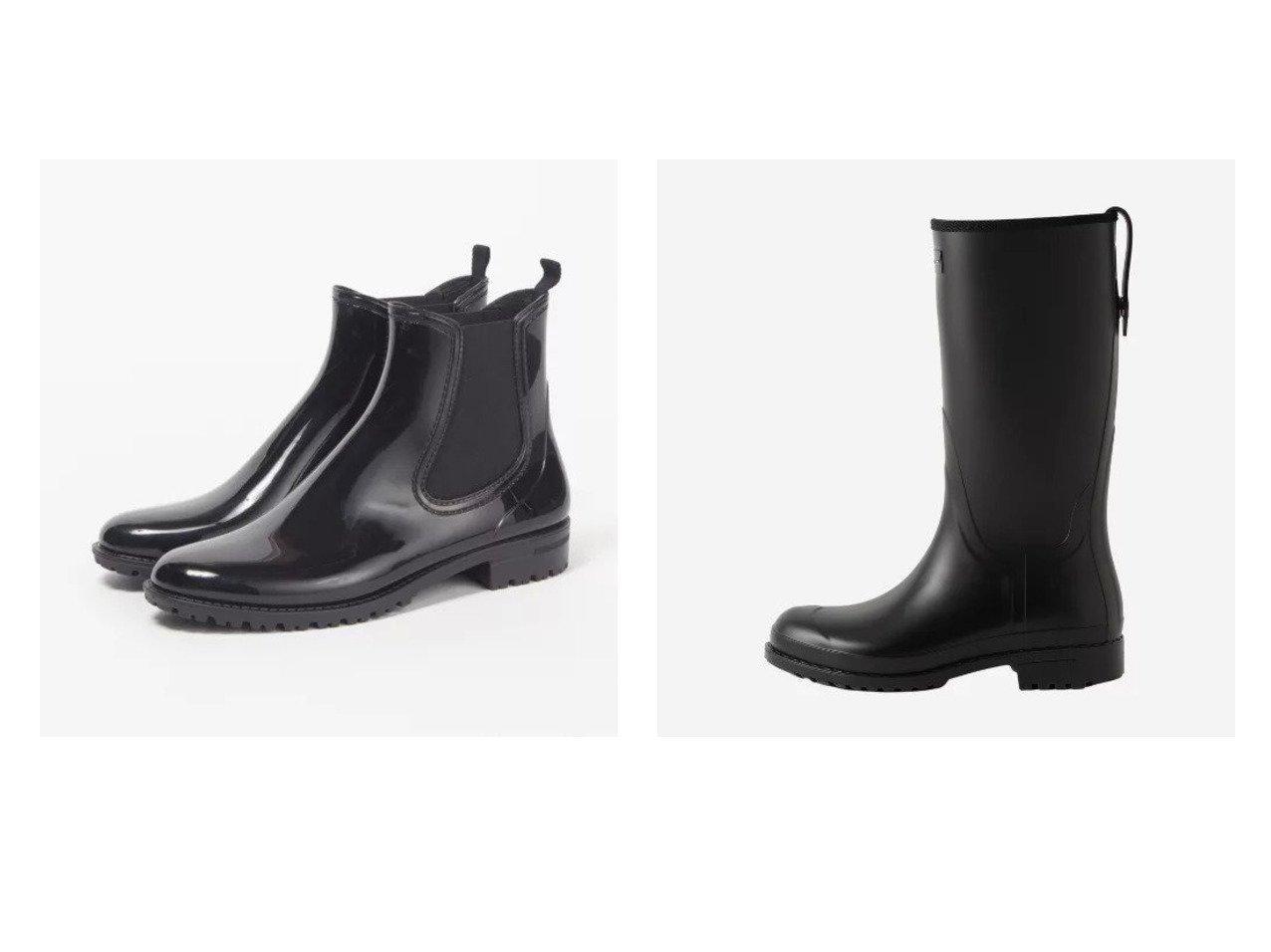【MACKINTOSH LONDON/マッキントッシュ ロンドン】の【MACKINTOSH】レインブーツ&【MODA ITALIANA/モダイタリアーナ】のサイドゴアレインブーツ 【シューズ・靴】おすすめ!人気、トレンド・レディースファッションの通販 おすすめで人気の流行・トレンド、ファッションの通販商品 インテリア・家具・メンズファッション・キッズファッション・レディースファッション・服の通販 founy(ファニー) https://founy.com/ ファッション Fashion レディースファッション WOMEN シューズ ドット ラップ ロング イタリア ショート シンプル パターン |ID:crp329100000047561