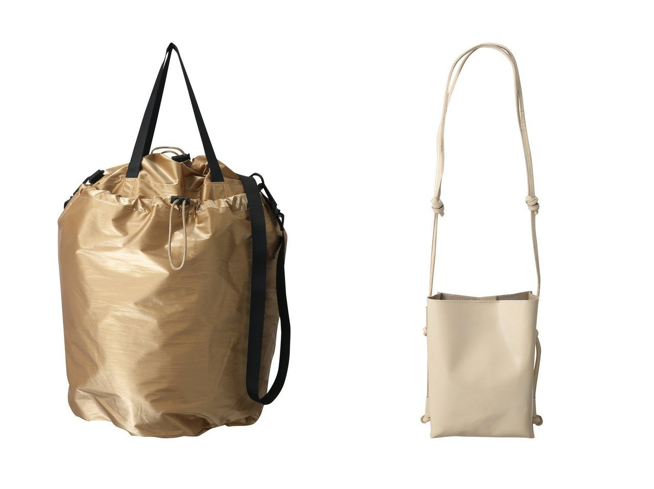 【ROSE BUD/ローズバッド】の【CASSELINI】3Wayバッグ&ショルダーバッグ 【バッグ・鞄】おすすめ!人気、トレンド・レディースファッションの通販 おすすめで人気の流行・トレンド、ファッションの通販商品 インテリア・家具・メンズファッション・キッズファッション・レディースファッション・服の通販 founy(ファニー) https://founy.com/ ファッション Fashion レディースファッション WOMEN バッグ Bag コンパクト ショルダー ポケット 巾着 シンプル ベーシック  ID:crp329100000047563