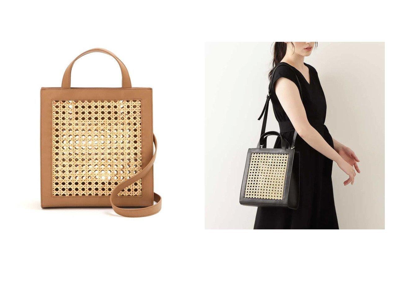 【NATURAL BEAUTY BASIC/ナチュラル ビューティー ベーシック】のバンブーバスケットコンビトート 【バッグ・鞄】おすすめ!人気、トレンド・レディースファッションの通販 おすすめで人気の流行・トレンド、ファッションの通販商品 インテリア・家具・メンズファッション・キッズファッション・レディースファッション・服の通販 founy(ファニー) https://founy.com/ ファッション Fashion レディースファッション WOMEN バッグ Bag バスケット フォルム リゾート  ID:crp329100000047572