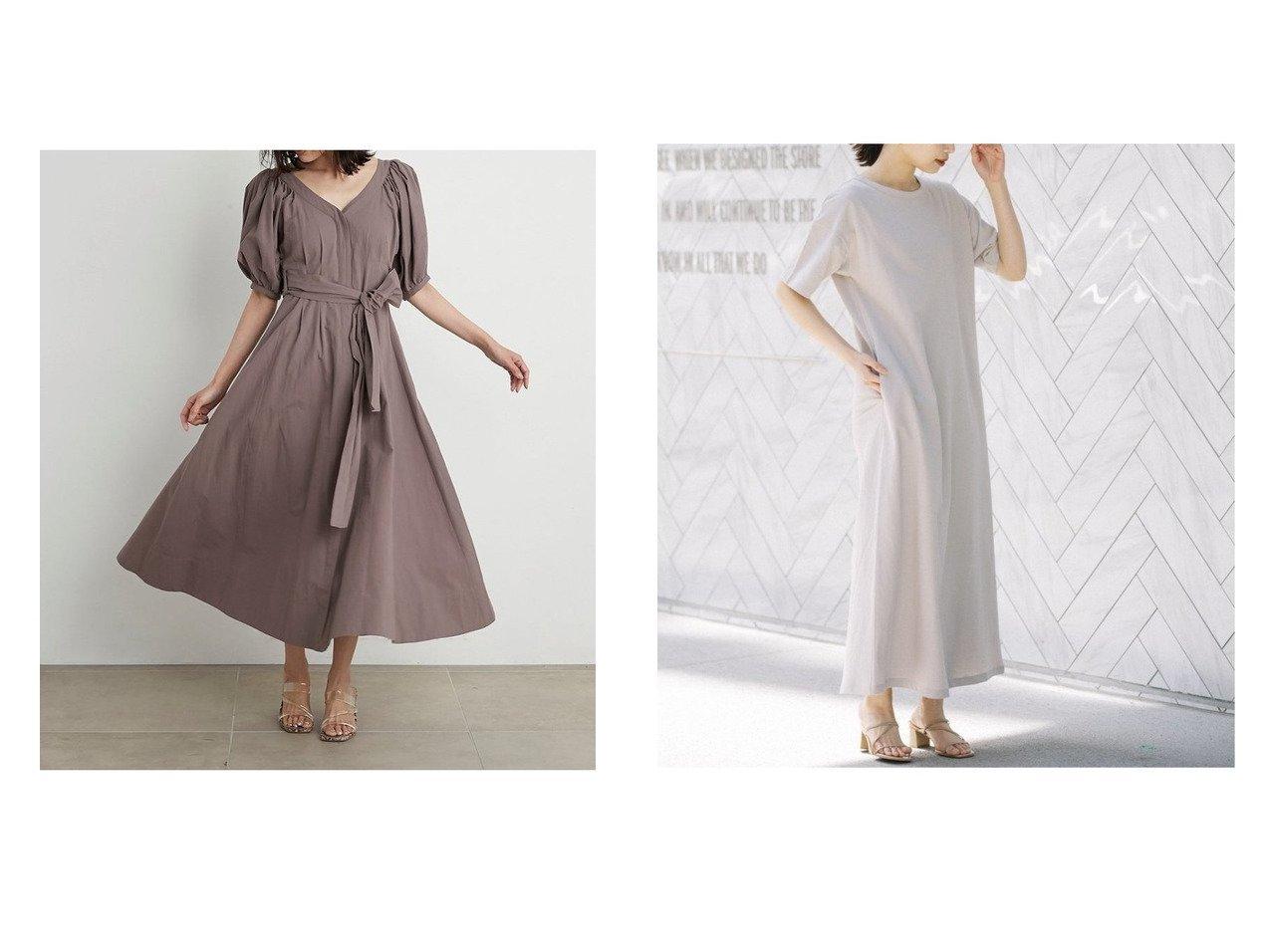 【Munich/ミューニック】のドライタッチインレー Tシャツロングワンピース&【SNIDEL/スナイデル】のコットンステッチワンピース 【ワンピース・ドレス】おすすめ!人気、トレンド・レディースファッションの通販 おすすめで人気の流行・トレンド、ファッションの通販商品 インテリア・家具・メンズファッション・キッズファッション・レディースファッション・服の通販 founy(ファニー) https://founy.com/ ファッション Fashion レディースファッション WOMEN ワンピース Dress マキシワンピース Maxi Dress NEW・新作・新着・新入荷 New Arrivals インナー カッティング ギンガム スリーブ チェック トレンド バランス 無地 カーディガン クール シンプル ストレッチ ドレープ パープル ポケット マキシ ラベンダー リゾート ロング 2021年 2021 S/S・春夏 SS・Spring/Summer 2021春夏・S/S SS/Spring/Summer/2021 おすすめ Recommend 夏 Summer |ID:crp329100000047598