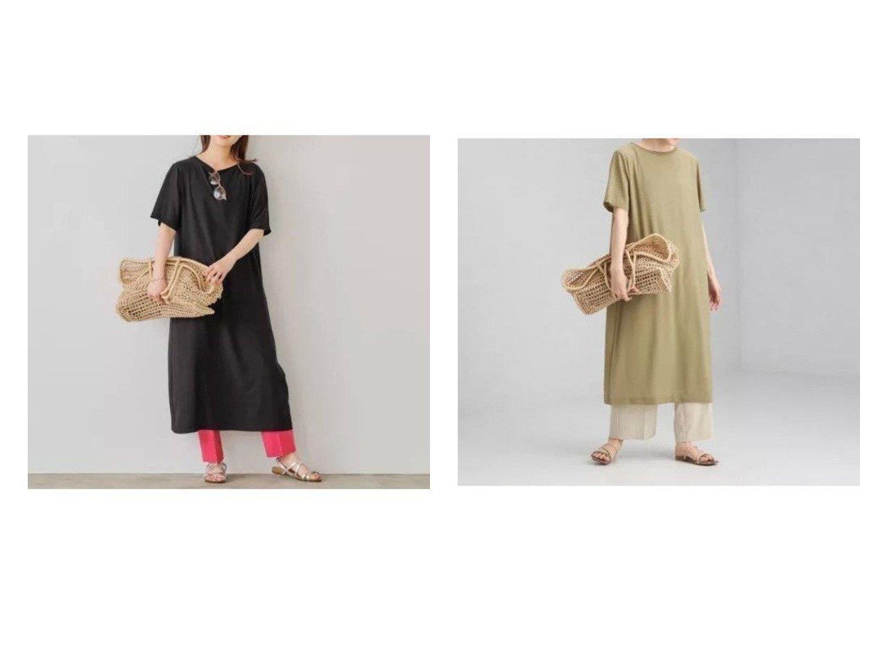 【green label relaxing / UNITED ARROWS/グリーンレーベル リラクシング / ユナイテッドアローズ】のFFC シアー ワンピース & カップ キャミ セット 【ワンピース・ドレス】おすすめ!人気、トレンド・レディースファッションの通販 おすすめで人気の流行・トレンド、ファッションの通販商品 インテリア・家具・メンズファッション・キッズファッション・レディースファッション・服の通販 founy(ファニー) https://founy.com/ ファッション Fashion レディースファッション WOMEN ワンピース Dress おすすめ Recommend インナー キャミ キャミソール シアー シンプル ワイド 半袖 夏 Summer |ID:crp329100000047619