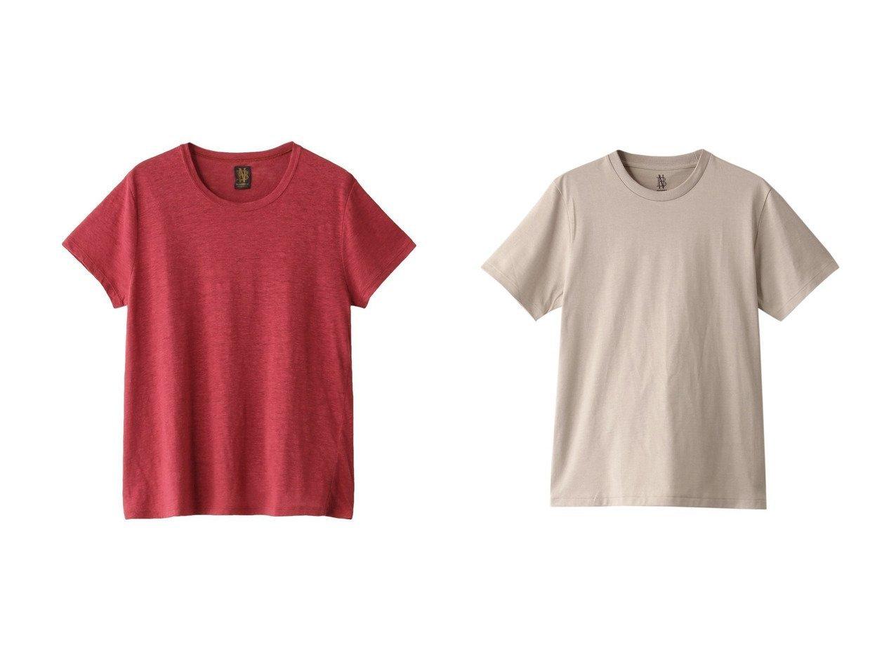 【BATONER/バトナー】のリネンAラインボートネックTシャツ&PACK Tシャツ(DEGREASE COTTON) 【トップス・カットソー】おすすめ!人気、トレンド・レディースファッションの通販 おすすめで人気の流行・トレンド、ファッションの通販商品 インテリア・家具・メンズファッション・キッズファッション・レディースファッション・服の通販 founy(ファニー) https://founy.com/ ファッション Fashion レディースファッション WOMEN トップス・カットソー Tops/Tshirt シャツ/ブラウス Shirts/Blouses ロング / Tシャツ T-Shirts カットソー Cut and Sewn S/S・春夏 SS・Spring/Summer ショート シンプル スリーブ リネン 半袖 夏 Summer 春 Spring  ID:crp329100000047668