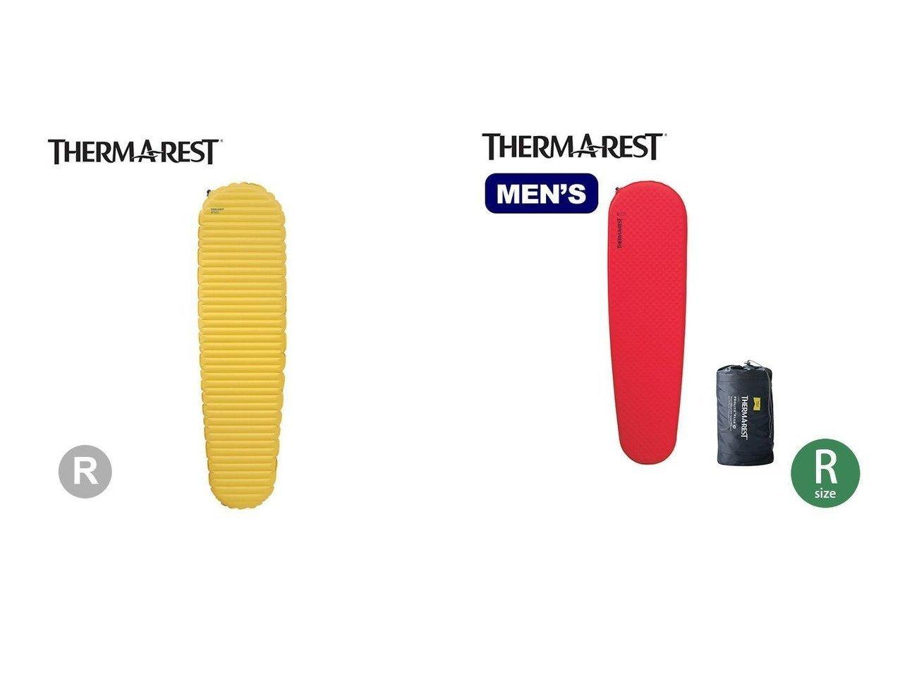 【THERM-A-REST/サーマレスト】のプロライトプラス R カイエン(男性用)&ネオエアーXライト R おすすめ!人気キャンプ・アウトドア用品の通販 おすすめで人気の流行・トレンド、ファッションの通販商品 インテリア・家具・メンズファッション・キッズファッション・レディースファッション・服の通販 founy(ファニー) https://founy.com/ クッション コンパクト スタンダード フォーム 軽量 ホーム・キャンプ・アウトドア Home,Garden,Outdoor,Camping Gear キャンプ用品・アウトドア  Camping Gear & Outdoor Supplies その他 雑貨 小物 Camping Tools |ID:crp329100000047710