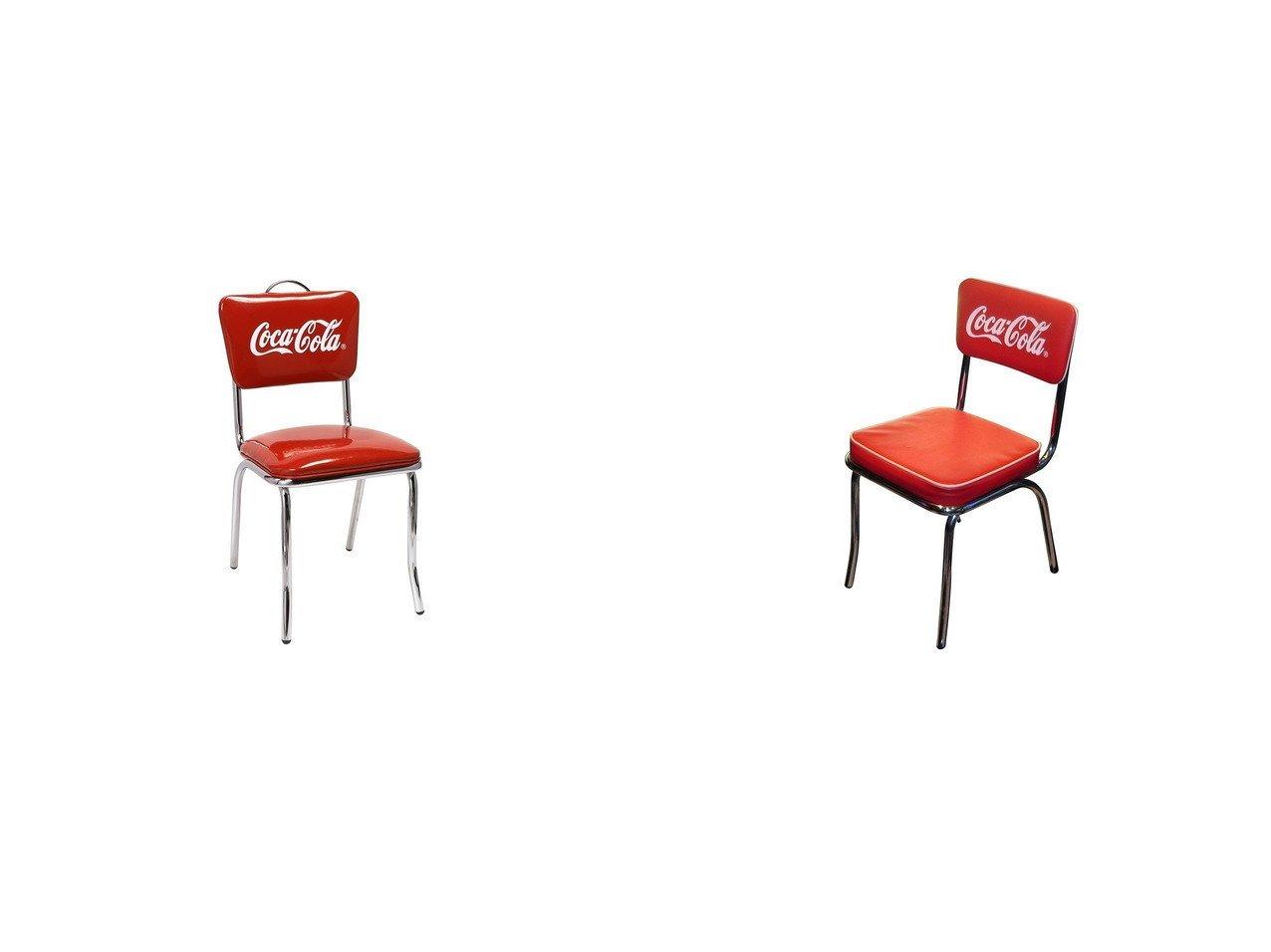 【Coca Cola BRAND/コカ コーラ ブランド】のコーク チェア PJ-105C&Coke V- コーク V-チェア PJ-50HC 【FURNITURE】おすすめ!人気、インテリア雑貨・家具の通販 おすすめで人気の流行・トレンド、ファッションの通販商品 インテリア・家具・メンズファッション・キッズファッション・レディースファッション・服の通販 founy(ファニー) https://founy.com/ 送料無料 Free Shipping おすすめ Recommend アメリカン シェイプ パイピング ラウンド クッション シンプル ホーム・キャンプ・アウトドア Home,Garden,Outdoor,Camping Gear 家具・インテリア Furniture チェア・椅子 Chair ダイニングチェア |ID:crp329100000047811