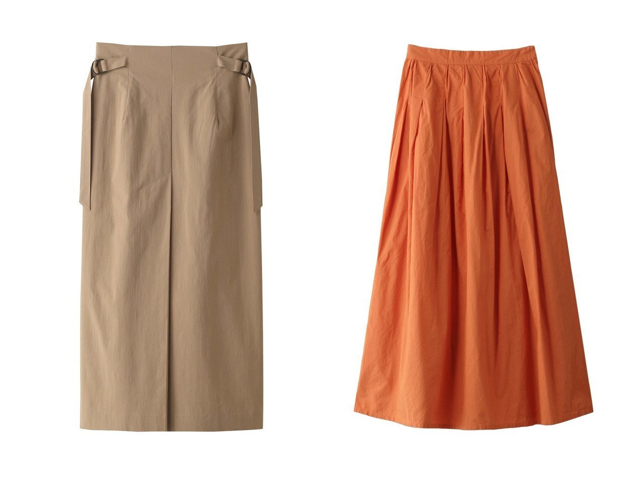 【allureville/アルアバイル】のレーヨン麻フロントベントスカート&【ROSE BUD/ローズバッド】のインドタックロングスカート 【スカート】おすすめ!人気、トレンド・レディースファッションの通販 おすすめで人気の流行・トレンド、ファッションの通販商品 インテリア・家具・メンズファッション・キッズファッション・レディースファッション・服の通販 founy(ファニー) https://founy.com/ ファッション Fashion レディースファッション WOMEN スカート Skirt ロングスカート Long Skirt S/S・春夏 SS・Spring/Summer おすすめ Recommend セットアップ タイトスカート フロント リネン 夏 Summer 春 Spring  ID:crp329100000048109