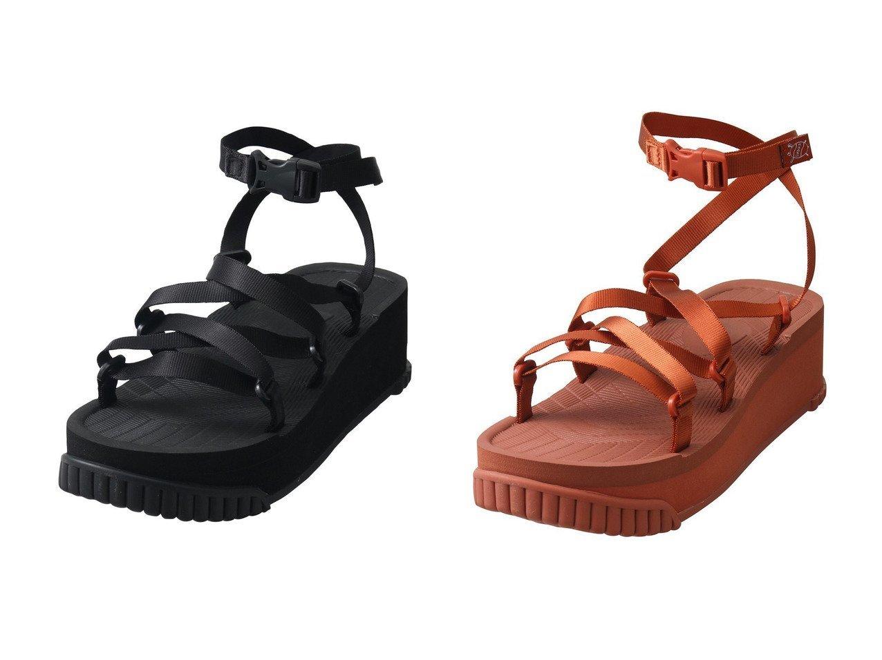 【ROSE BUD/ローズバッド】の【SHAKA】ナダル スキニー 【シューズ・靴】おすすめ!人気、トレンド・レディースファッションの通販 おすすめで人気の流行・トレンド、ファッションの通販商品 インテリア・家具・メンズファッション・キッズファッション・レディースファッション・服の通販 founy(ファニー) https://founy.com/ ファッション Fashion レディースファッション WOMEN サンダル スキニー スポーツ スポーティ ソックス トラベル 人気  ID:crp329100000048138