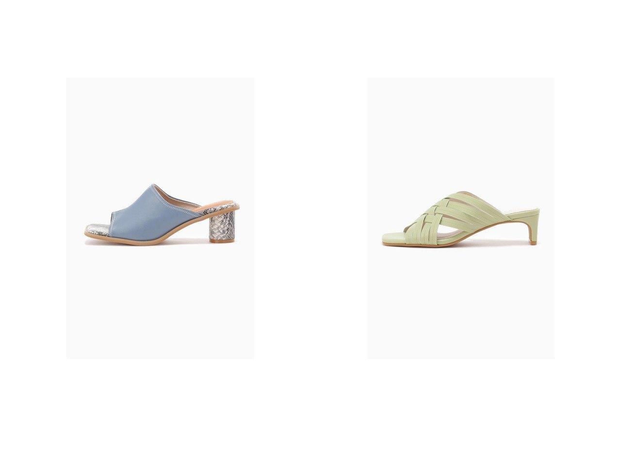 【ROSE BUD/ローズバッド】のオープントゥミュールサンダル&編みミュールサンダル 【シューズ・靴】おすすめ!人気、トレンド・レディースファッションの通販 おすすめで人気の流行・トレンド、ファッションの通販商品 インテリア・家具・メンズファッション・キッズファッション・レディースファッション・服の通販 founy(ファニー) https://founy.com/ ファッション Fashion レディースファッション WOMEN 2021年 2021 2021春夏・S/S SS/Spring/Summer/2021 S/S・春夏 SS・Spring/Summer オープントゥ クッション シンプル スクエア トレンド ドレス パイソン 夏 Summer 春 Spring  ID:crp329100000048145