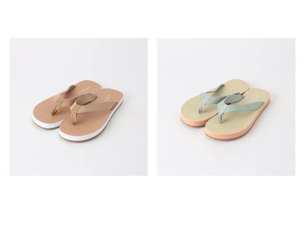 【green label relaxing / UNITED ARROWS/グリーンレーベル リラクシング / ユナイテッドアローズ】のSC フラット トング サンダル (1cmヒール) 【シューズ・靴】おすすめ!人気、トレンド・レディースファッションの通販 おすすめで人気の流行・トレンド、ファッションの通販商品 インテリア・家具・メンズファッション・キッズファッション・レディースファッション・服の通販 founy(ファニー) https://founy.com/ ファッション Fashion レディースファッション WOMEN サテン サマー サンダル シューズ スクエア スポーティ ダウン ドレス フラット ベーシック おすすめ Recommend 夏 Summer  ID:crp329100000048157