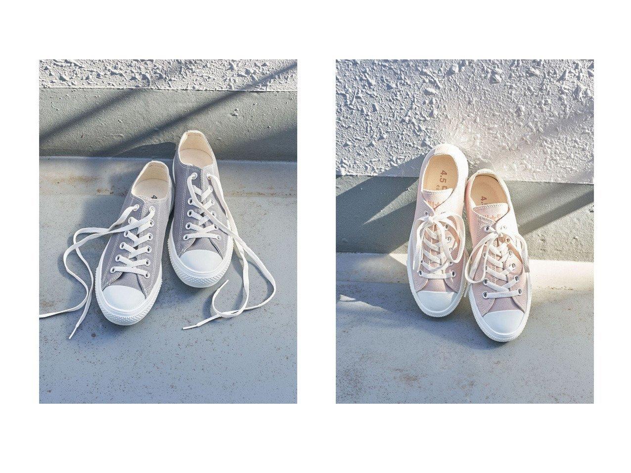 【earth music&ecology/アースミュージックアンドエコロジー】のCONVERSE×earthALLSTAR LIGHT OX 【シューズ・靴】おすすめ!人気、トレンド・レディースファッションの通販 おすすめで人気の流行・トレンド、ファッションの通販商品 インテリア・家具・メンズファッション・キッズファッション・レディースファッション・服の通販 founy(ファニー) https://founy.com/ ファッション Fashion レディースファッション WOMEN 春 Spring キャンバス 軽量 シューズ シンプル スニーカー スマート 定番 Standard 人気 パステル 別注 送料無料 Free Shipping おすすめ Recommend  ID:crp329100000048158
