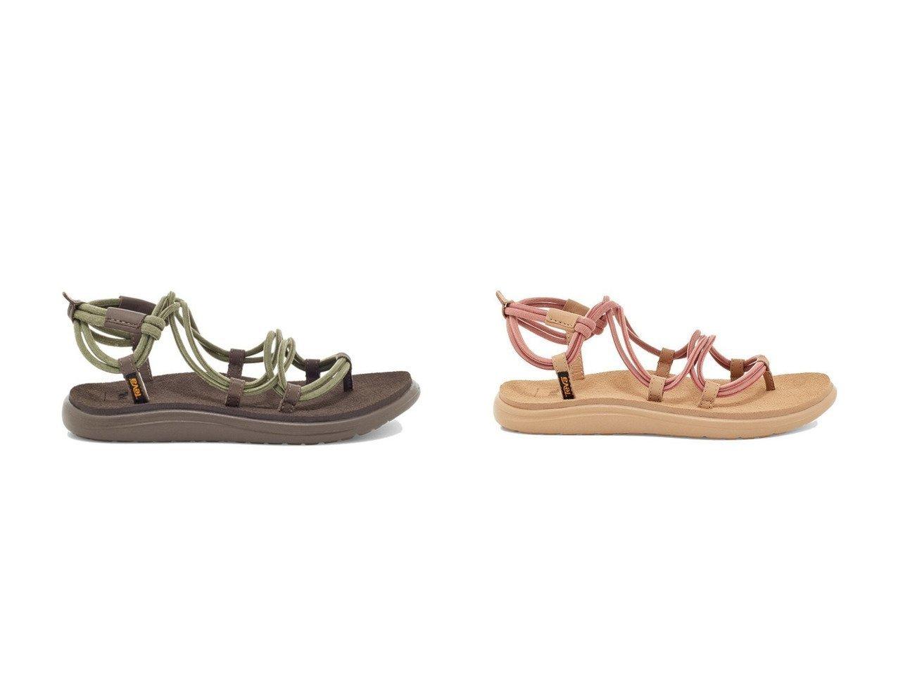 【Juze/ジュゼ】の【Teva】VOYA INFINITY SPACE DYE 【シューズ・靴】おすすめ!人気、トレンド・レディースファッションの通販 おすすめで人気の流行・トレンド、ファッションの通販商品 インテリア・家具・メンズファッション・キッズファッション・レディースファッション・服の通販 founy(ファニー) https://founy.com/ ファッション Fashion レディースファッション WOMEN アウトドア 抗菌 軽量 サンダル シューズ シンプル フィット フォーム ミュール ラップ レース おすすめ Recommend  ID:crp329100000048160