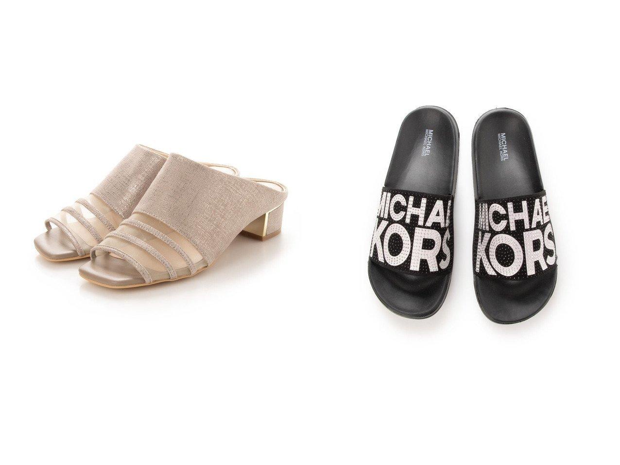 【PIEDI NUDI/ピエディヌーディ】のスェードレザー サボサンダル&【MICHAEL KORS/マイケルコース】のジェット ジェイ シャワーサンダル 【シューズ・靴】おすすめ!人気、トレンド・レディースファッションの通販 おすすめで人気の流行・トレンド、ファッションの通販商品 インテリア・家具・メンズファッション・キッズファッション・レディースファッション・服の通販 founy(ファニー) https://founy.com/ ファッション Fashion レディースファッション WOMEN クッション コレクション サンダル シンプル スニーカー スポーツ スポーティ 人気 フェミニン おすすめ Recommend イタリア オープントゥ 春 Spring スクエア スタイリッシュ スマート ソックス チュール トレンド フィット リアル 2021年 2021 S/S・春夏 SS・Spring/Summer 2021春夏・S/S SS/Spring/Summer/2021 夏 Summer |ID:crp329100000048166