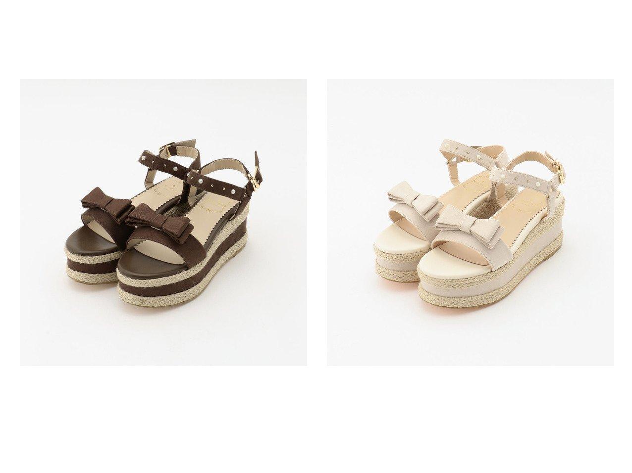 【MISCH MASCH/ミッシュマッシュ】のパールスタッズウェッジサンダル 【シューズ・靴】おすすめ!人気、トレンド・レディースファッションの通販 おすすめで人気の流行・トレンド、ファッションの通販商品 インテリア・家具・メンズファッション・キッズファッション・レディースファッション・服の通販 founy(ファニー) https://founy.com/ ファッション Fashion レディースファッション WOMEN 2021年 2021 2021春夏・S/S SS/Spring/Summer/2021 S/S・春夏 SS・Spring/Summer フェミニン 夏 Summer 春 Spring |ID:crp329100000048167